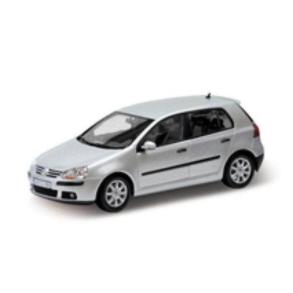 Welly Модель машины 1:18 VW GOLF VМашинки<br>Характеристика:<br><br>- Возраст: от 3 лет.<br>- Масштаб: 1:18.<br>- Материал: металл, пластик.<br>- Размер игрушки: 34х16х14 см.<br>- Вес машинки: 1300 г.<br><br>Такая машинка обязательно понравится юному гонщику! <br>У машинки открывающиеся капот, багажник и передние двери.<br><br>Welly модель машины 1:18 VW GOLF V, можно купить в нашем магазине.<br>Ширина мм: 340; Глубина мм: 160; Высота мм: 140; Вес г: 1271; Возраст от месяцев: 84; Возраст до месяцев: 1188; Пол: Мужской; Возраст: Детский; SKU: 2150046;
