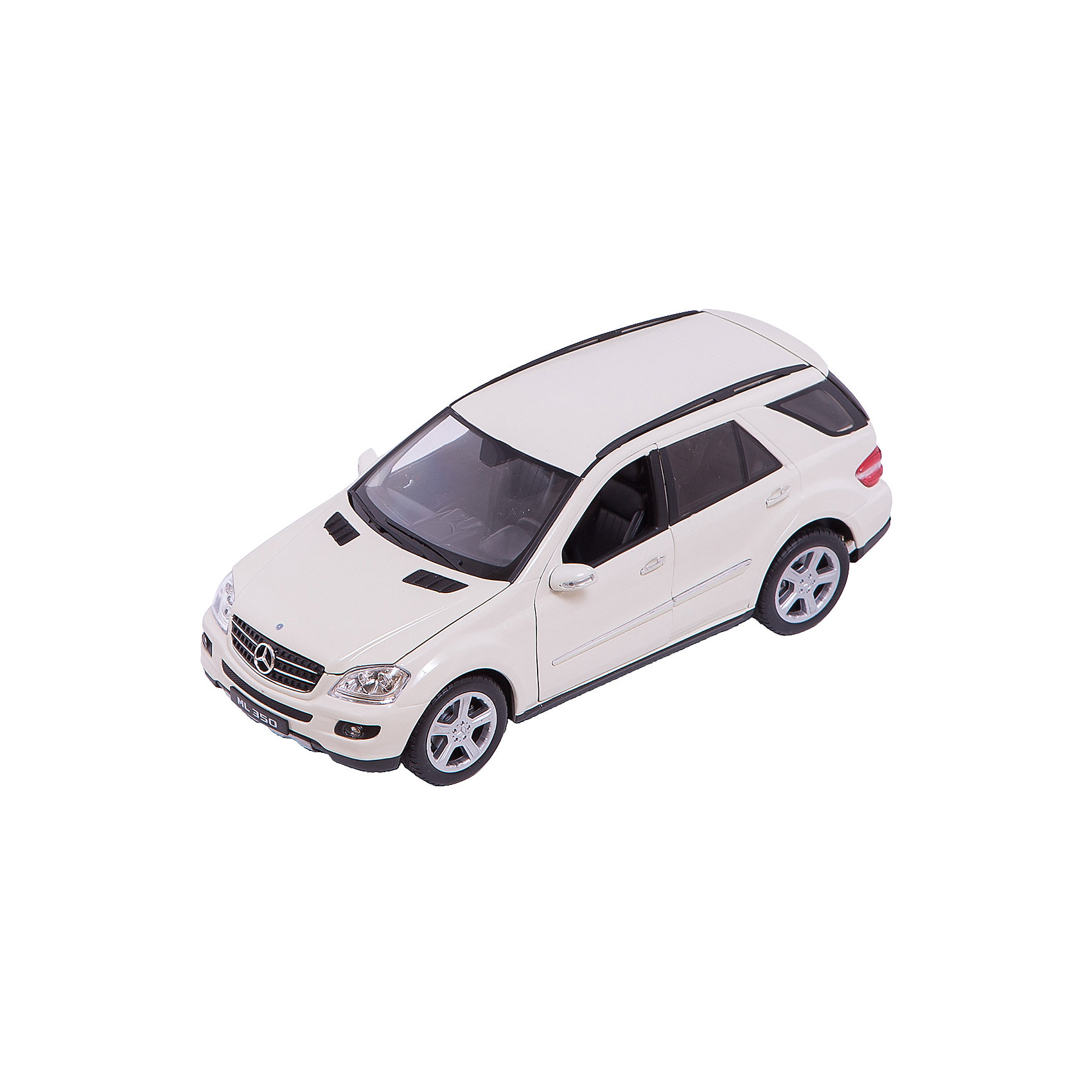 Welly Welly Модель машины 1:18 Mercedes-Benz ML350 сумка printio the beatles