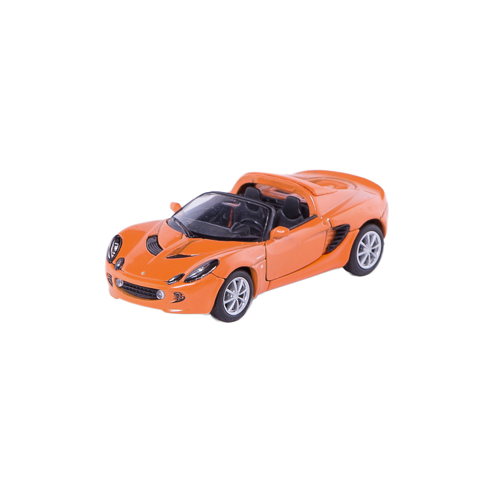 Welly Модель машины 1:34-39 2003 LOTUS ELISE IIISМашинки<br>Welly Модель машины 1:34-39 2003 LOTUS ELISE IIIS<br><br>Характеристика:<br><br>-Размер упаковки: 15х6х12 см<br>-Вес: 0,15 кг<br>-Для мальчиков<br>-Возраст: от 3 лет<br>-Материал: пластик, металл, резина<br>-Цвет: желтый<br>-Бренд: Welly<br>-Производитель: Китай<br><br>Welly Модель машины 1:34-39 2003 LOTUS ELISE IIIS - это настоящий кабриолет в уменьшенной версии. С такой машиной игры для любителя гонок станут интереснее и реалистичнее. Машина привлекает своим блеском и инерционным механизмом. Так же у нее открываются передние двери.<br><br>Welly Модель машины 1:34-39 2003 LOTUS ELISE IIIS можно приобрести в нашем интернет-магазине.<br><br>Ширина мм: 145<br>Глубина мм: 115<br>Высота мм: 60<br>Вес г: 163<br>Возраст от месяцев: 84<br>Возраст до месяцев: 144<br>Пол: Мужской<br>Возраст: Детский<br>SKU: 2150126