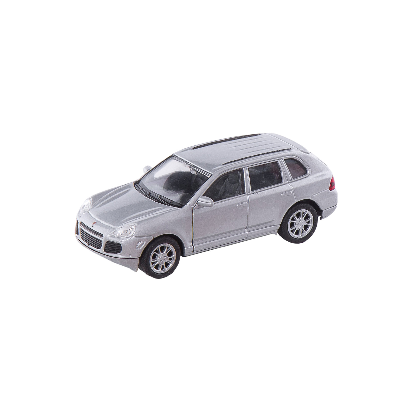 Welly Welly Модель машины 1:34-39 Porsche Cayenne Turbo welly welly гараж 3 машины и вертолет