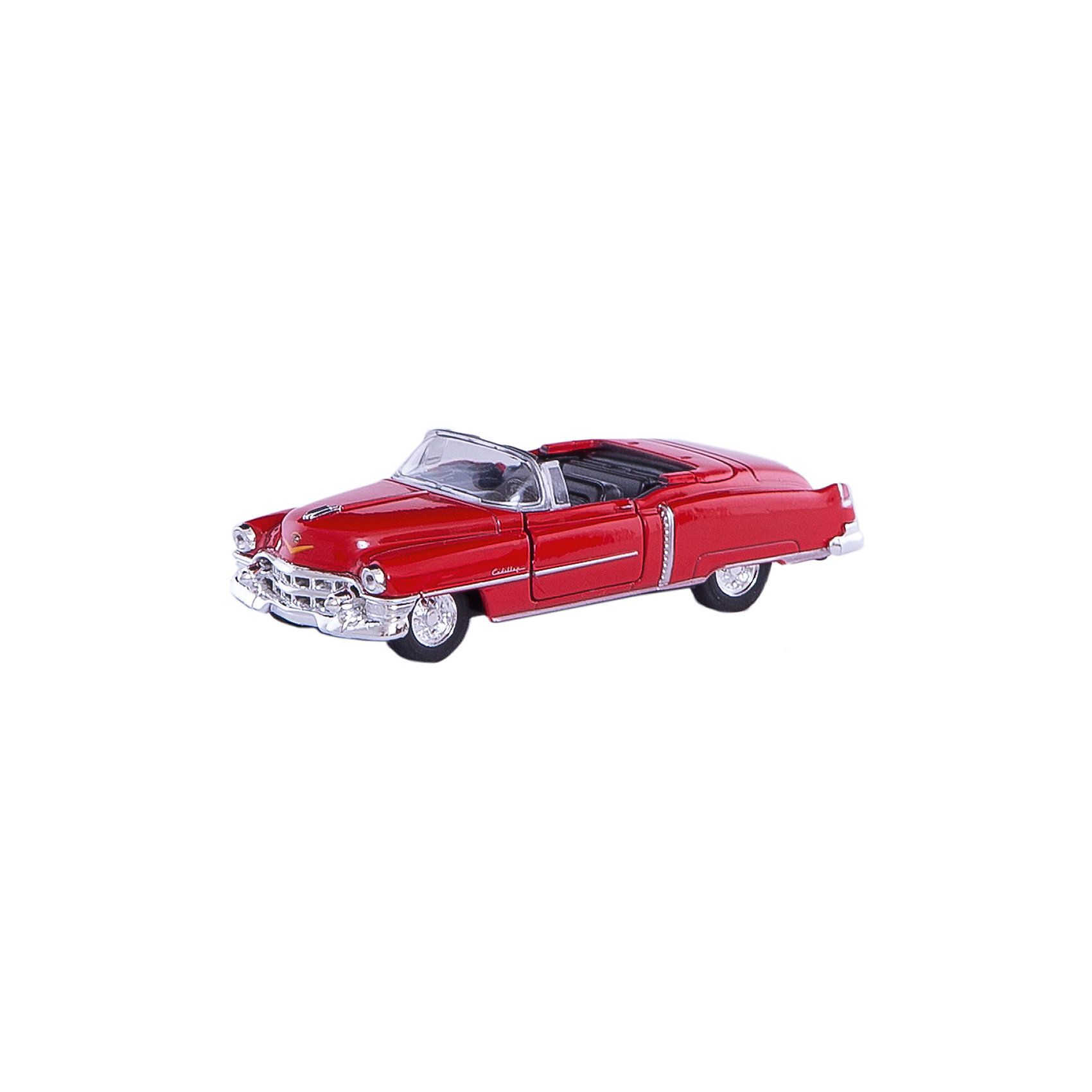 Welly Welly Модель машины 1:34-39 1953 Cadillac Eldorade welly welly гараж 3 машины и вертолет