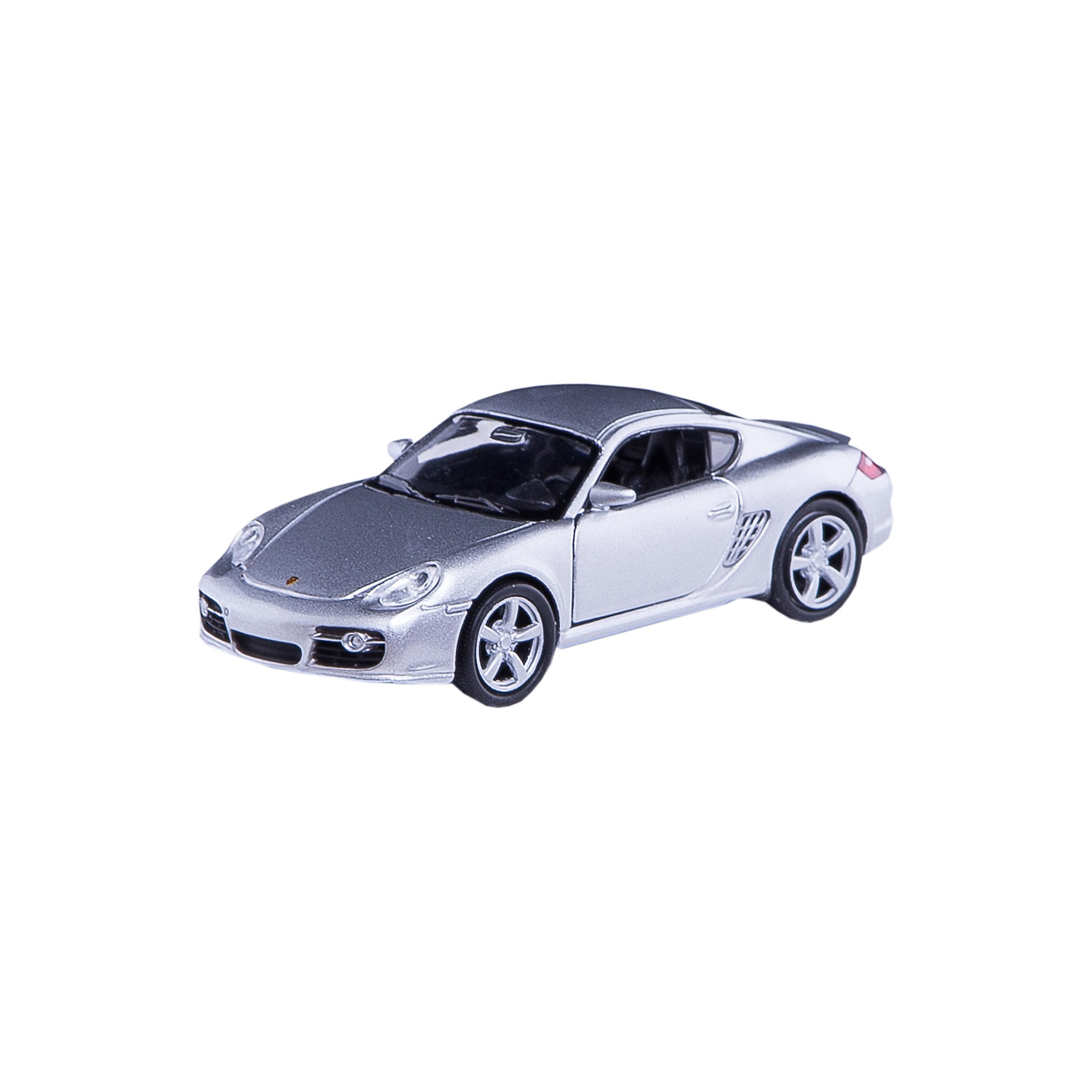 Welly Welly Модель машины 1:34-39 PORSCHE CAYMAN S автомобиль welly nissan gtr 1 34 39 белый 43632