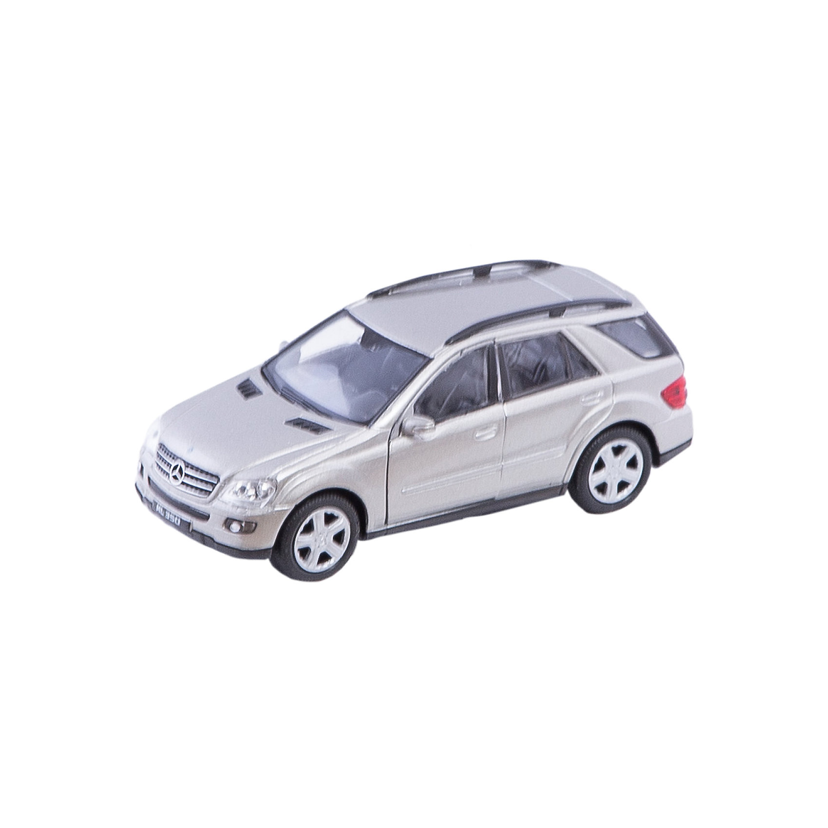 Welly Welly Модель машины 1:34-39 Mercedes-Benz ML350 welly welly гараж 3 машины и вертолет