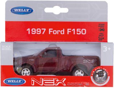 Welly Модель машины 1:34-39 1997 FORD F150 PICK UP