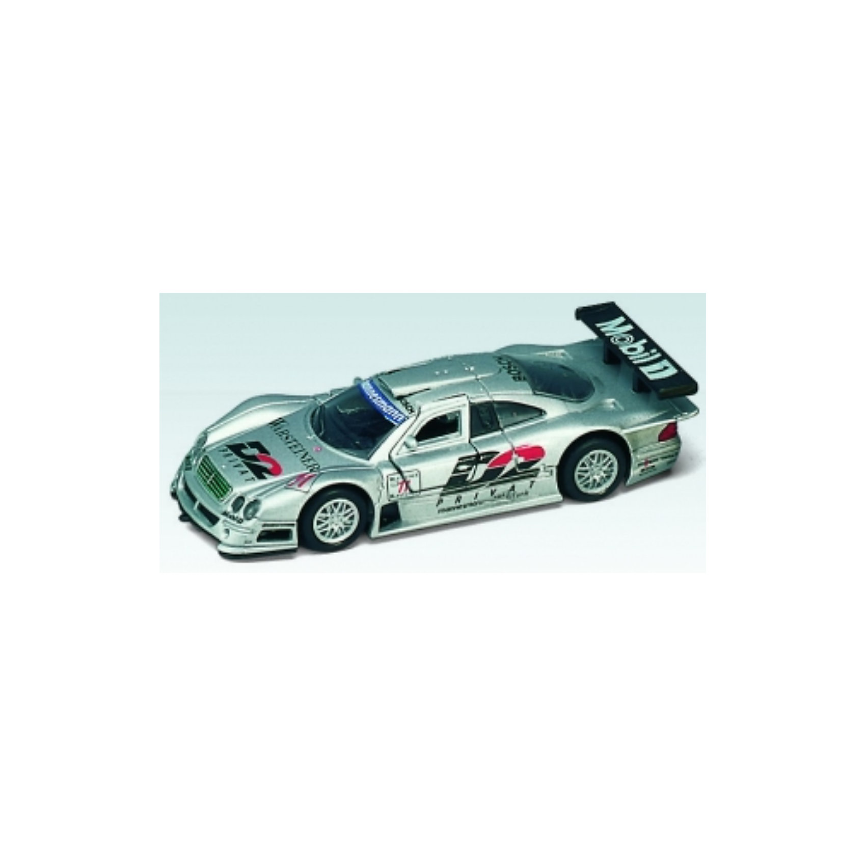 Модель машины 1:34-39 MB CLK-GTR, Welly