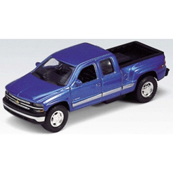 Welly Модель машины 1:34-39 1999 Chevrolet Silverado