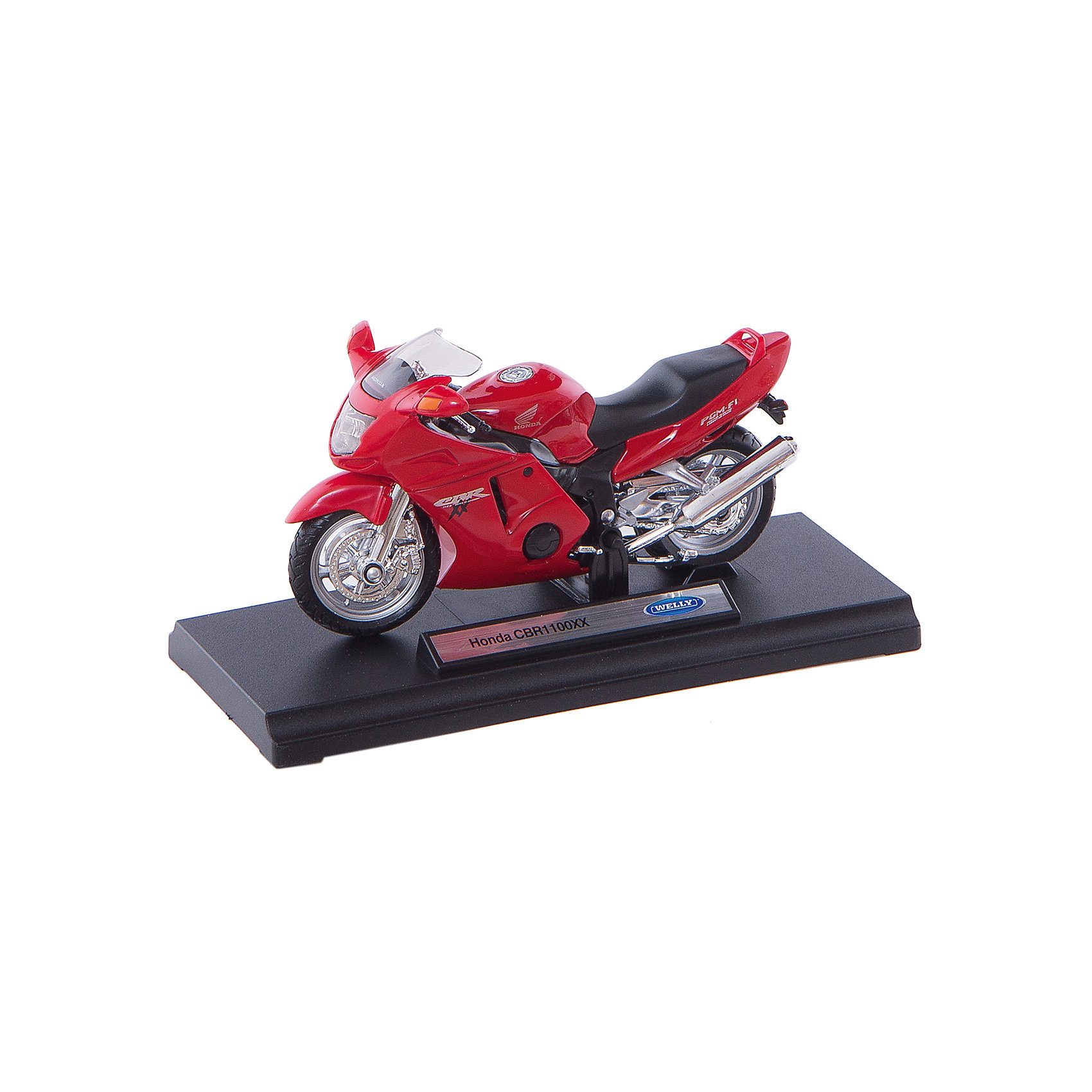 Welly Welly Модель мотоцикла 1:18 Honda CBR1100XX