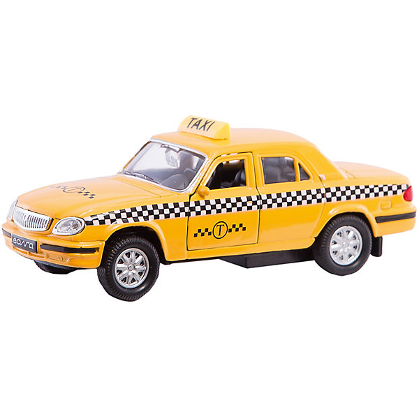 Welly Модель машины Волга ТаксиМашинки<br>Welly (Велли), модель машины Волга Такси.<br><br>Характеристика:<br><br>• Материал: металл, пластик, резина.  <br>• Размер упаковки: 15 х 6 х 12 см.<br>• Масштаб: 1:34-39. <br>• Двери открываются.<br>• Колеса подвижные. <br>• Инерционный механизм.<br><br>Классическая модель такси Волга - прекрасное дополнение к любой коллекции машин! Двери автомобиля открываются, кузов отлично детализирован и реалистично раскрашен. Игрушка изготовлена из прочных экологичных материалов безопасных для детей. Отличный для вашего юного автолюбителя!<br><br>Welly (Велли), модель машины Волга Такси. можно купить в нашем интернет-магазине.<br>Ширина мм: 145; Глубина мм: 60; Высота мм: 115; Вес г: 160; Возраст от месяцев: 84; Возраст до месяцев: 1188; Пол: Мужской; Возраст: Детский; SKU: 2150204;