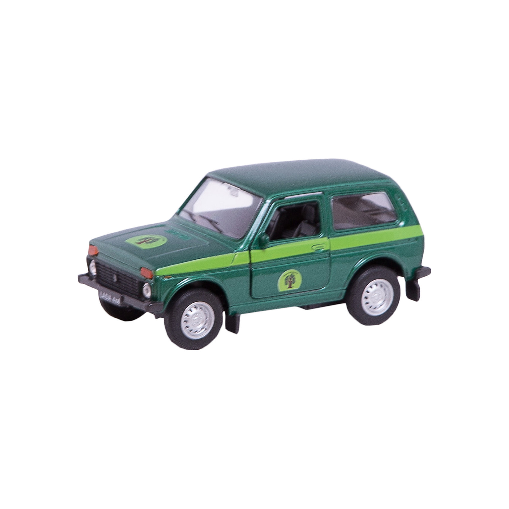 Welly ������ ������ 1:34-39 LADA 4x4 ����������