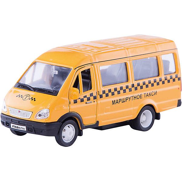 Welly Модель машины ГАЗель ТаксиМашинки<br>Welly Модель машины ГАЗель Такси<br><br>Характеристика:<br><br>-Размер : 17х7х11 см<br>-Вес: 0,2 кг<br>-Для мальчиков<br>-Возраст: от 3 лет<br>-Материал: пластик, металл, резина<br>-Цвет: жёлтый,чёрный <br>-Бренд: Welly<br>-Производитель: Китай<br><br>Welly Модель машины ГАЗель Такси - это уменьшенная версия настоящей машины маршрутного Такси. С такой машиной игры станут не только интереснее. Машина похожа на те маршрутные Такси, которые возят людей каждый день на улицах города. От этого игра станет ближе к реальности.<br><br>Welly Модель машины ГАЗель Такси можно приобрести в нашем интернет-магазине.<br><br>Ширина мм: 165<br>Глубина мм: 60<br>Высота мм: 140<br>Вес г: 240<br>Возраст от месяцев: 84<br>Возраст до месяцев: 1188<br>Пол: Мужской<br>Возраст: Детский<br>SKU: 2150223