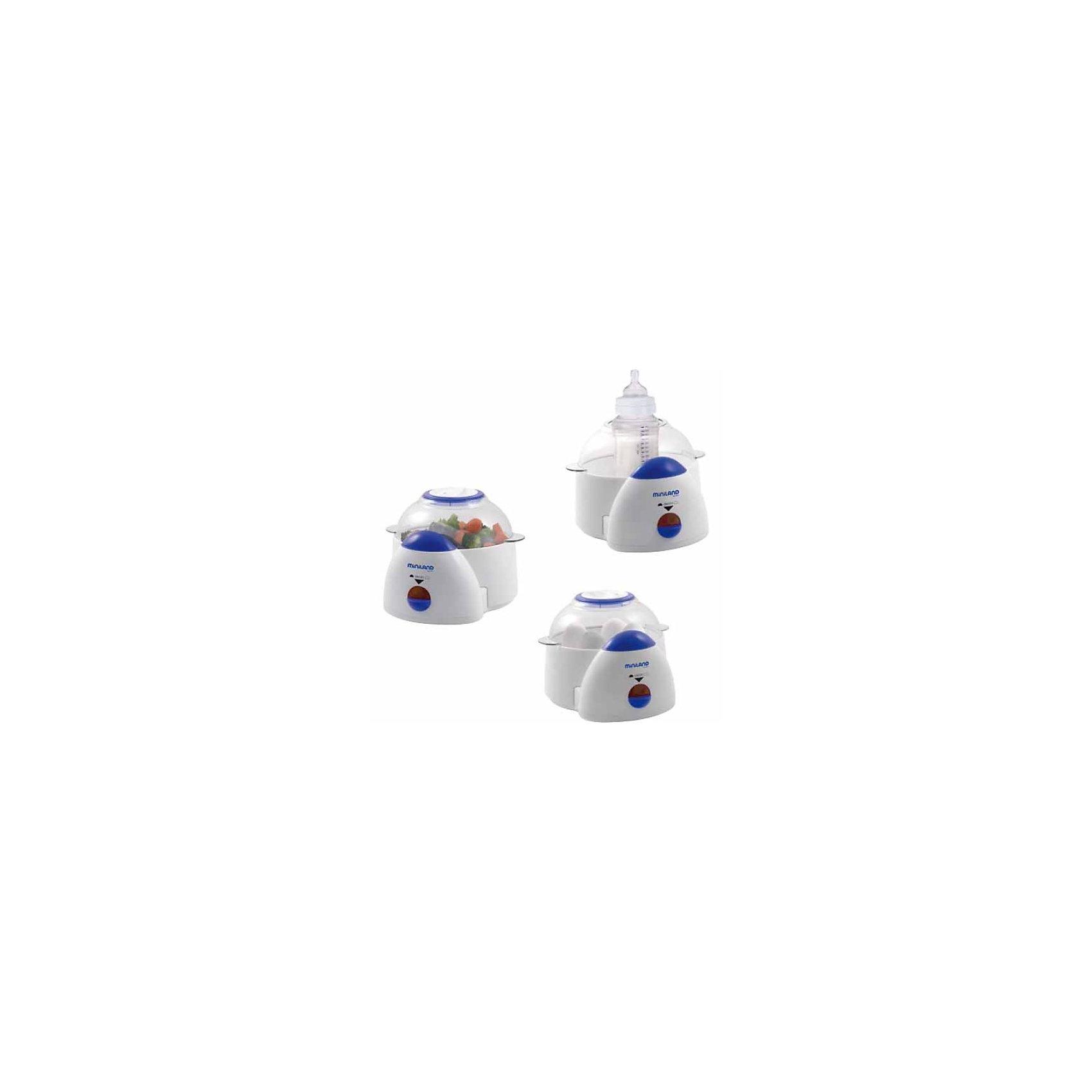 Нагреватель/стерилизатор Super 3 Deco, Miniland от myToys