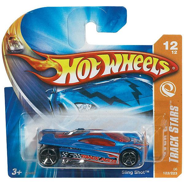 Машинка Hot Wheels из базовой коллекции, в ассортиментеИгрушки<br>Машинки Hot Wheels из базовой коллекции – высококачественные масштабные модели машин, имеющие неординарный, радикальный дизайн. <br><br>В упаковке 1 машинка,  машинки тематически обусловлены от фантазийных, спасательных до экстремальных и просто скоростных машин. <br><br>Соберите свою коллекцию машинок Hot Wheels!<br><br>Дополнительная информация: <br><br>Всего 72 машинки<br>Все машинки стандартного размера Hot Wheels<br>Размер упаковки: 11 х 10,5 х 3,5 см<br><br>ВНИМАНИЕ! Данный артикул имеется в наличии в разных вариантах исполнения. Заранее выбрать определенный вариант нельзя. При заказе нескольких машинок возможно получение одинаковых.<br><br>Ширина мм: 110<br>Глубина мм: 45<br>Высота мм: 110<br>Вес г: 30<br>Возраст от месяцев: 36<br>Возраст до месяцев: 96<br>Пол: Мужской<br>Возраст: Детский<br>SKU: 2154020