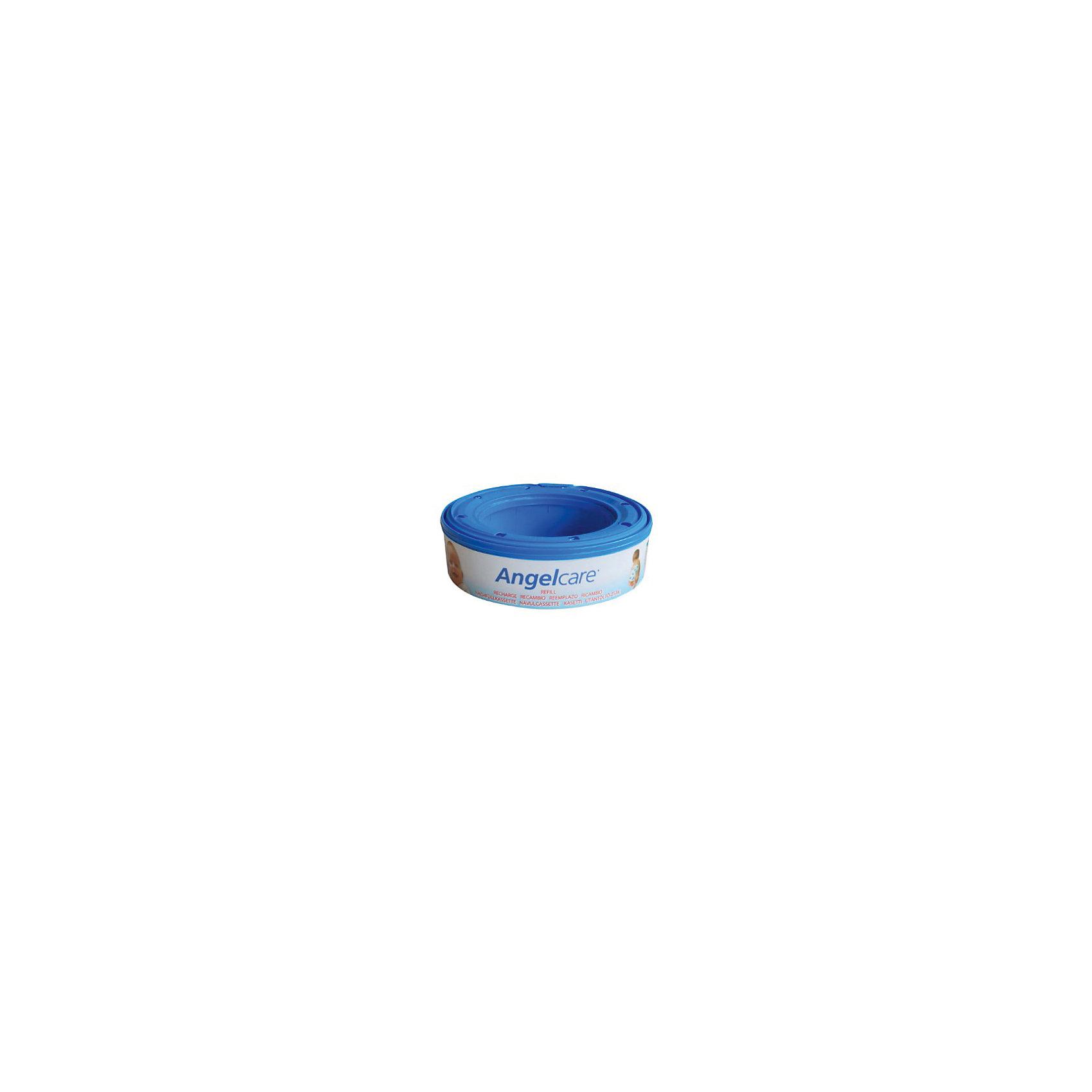 Комплект из 3-х кассет к накопителю для использованных подгузников, AngelCareУтилизаторы подгузников<br>Комплект из 3-х кассет к накопителю для использованных подгузников, AngelCare<br><br>Характеристики:<br>- В набор входит: 3 кассеты<br>- Материал: пластик, полиэтилен<br>- Вместительность: 128 подгузников  р-р 2 на 1 кассету<br>- Совместимость: все накопители для подгузников марки AngelCare<br>Кассеты к накопителю для подгузников от известного канадского бренда товаров по уходу за детьми AngelCare (ЭнджелКеа) позволят утилизировать подгузники без единого запаха и значительно упростить уход за малышом. Каждая кассета состоит из безопасного полиэтиленового материала, и вмещает 128 подгузников размера 2 (приблизительно 28 дней). При смене кассеты не придется контактировать с уже имеющимися в накопителе подгузниками в виду их герметичной упаковки. Накопители AngelCare используют в четыре раза меньше пластика чем обычные накопители, за счет того, что подгузники не упаковываются в индивидуальные пакеты, поэтому выбрав эту марку вы проявите заботу о малыше и об окружающей его среде.<br>Комплект из 3-х кассет к накопителю для использованных подгузников, AngelCare (ЭнджелКеа) можно купить в нашем интернет-магазине.<br>Подробнее:<br>• Для детей в возрасте: от 0 месяцев <br>• Номер товара: 2157052<br>Страна производитель: Франция<br><br>Ширина мм: 140<br>Глубина мм: 140<br>Высота мм: 140<br>Вес г: 400<br>Возраст от месяцев: 0<br>Возраст до месяцев: 36<br>Пол: Унисекс<br>Возраст: Детский<br>SKU: 2157052