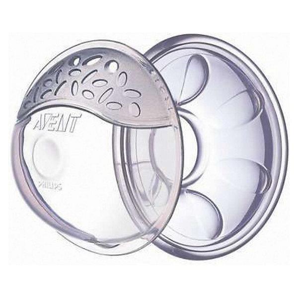 Накладка для сбора грудного молока ISIS COMFORT, AVENTНакладки и прокладки на грудь<br>Ультракомфортные и мягкие накладки для сбора грудного молока помещаются на внутренней стороне бюстгальтера, защищают соски от раздражения и впитывают протекающее грудное молоко.<br><br>- Силиконовые накладки носят в чашечках бюстгальтера.<br>Они создают небольшое давление на грудь, которое приносит облегчение при <br>переполнении груди молоком.<br>- Заживление сосков ускоряет циркуляция воздуха, которую обеспечивают отверстия для вентиляции.<br><br>Накладки не рекомендуется носить дольше 40 минут без перерыва, так как они могут оказывать излишнее давление. <br>  <br> В комплект входят:<br>- проветриваемые накладки для сбора молока: 2 шт<br>- накладки для сбора грудного молока: 2 шт<br>- ультрамягкие поддерживающие подушечки: 2 шт. <br><br>Незаменимый предмет для кормящих матерей.<br><br>Ширина мм: 159<br>Глубина мм: 96<br>Высота мм: 50<br>Вес г: 113<br>Цвет: farblos<br>Возраст от месяцев: 0<br>Возраст до месяцев: 6<br>Пол: Унисекс<br>Возраст: Детский<br>SKU: 2174499