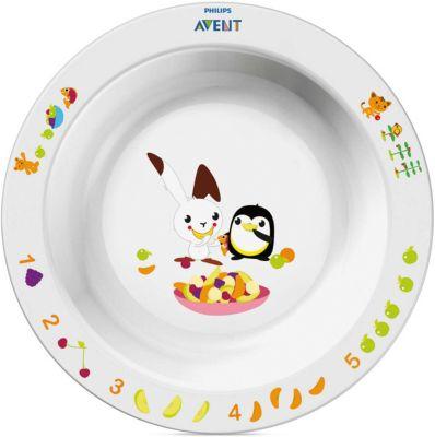 PHILIPS AVENT Большая глубокая тарелка AVENT
