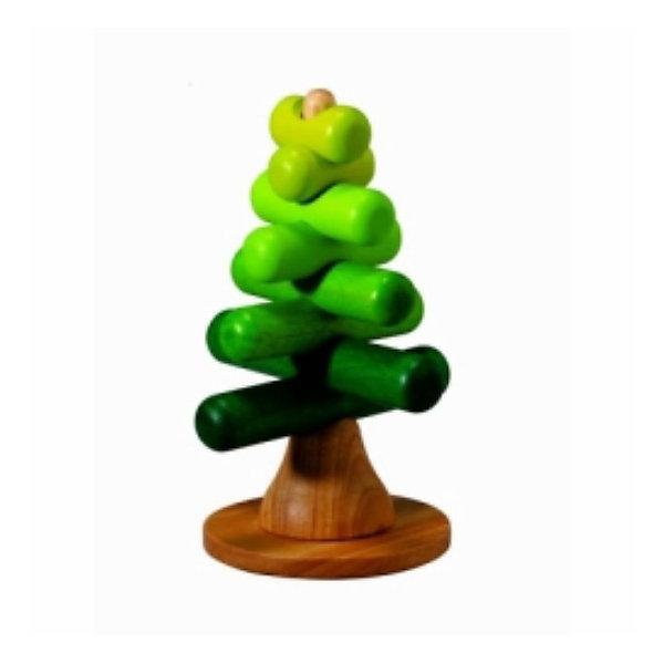 PLAN TOYS 5149 ДеревоРазвивающие игрушки<br>Дизайн набора-пирамиды PLAN TOYS Дерево основан на концепции природы. <br><br>Пирамидка состоит из деревянного стержня, на который нанизываются округлые палочки. Палочки располагаются под прямым углом по отношению друг к другу<br><br>Каждую палочку, выполненную в вариациях зеленого цвета, можно уложить так, чтобы сформировать различные виды деревьев. Игра поможет детям узнать об оттенках цвета и размерах.<br><br>Дополнительная информация:<br><br>- игрушка выполнена из каучукового дерева с использованием нетоксичных красок и специально изготовлена с закругленными краями, чтобы избежать вероятности травмирования<br>- размеры игрушки: 14 x 14 x 21,5 см<br>- размеры упаковки: 12,5 x 11,3 x 23 см <br><br>Дерево PLAN TOYS стимулирует развитие цветового восприятия, мелкую моторику рук и мышление ребенка.<br><br>Ширина мм: 113<br>Глубина мм: 230<br>Высота мм: 125<br>Вес г: 700<br>Возраст от месяцев: 24<br>Возраст до месяцев: 48<br>Пол: Унисекс<br>Возраст: Детский<br>SKU: 2175269