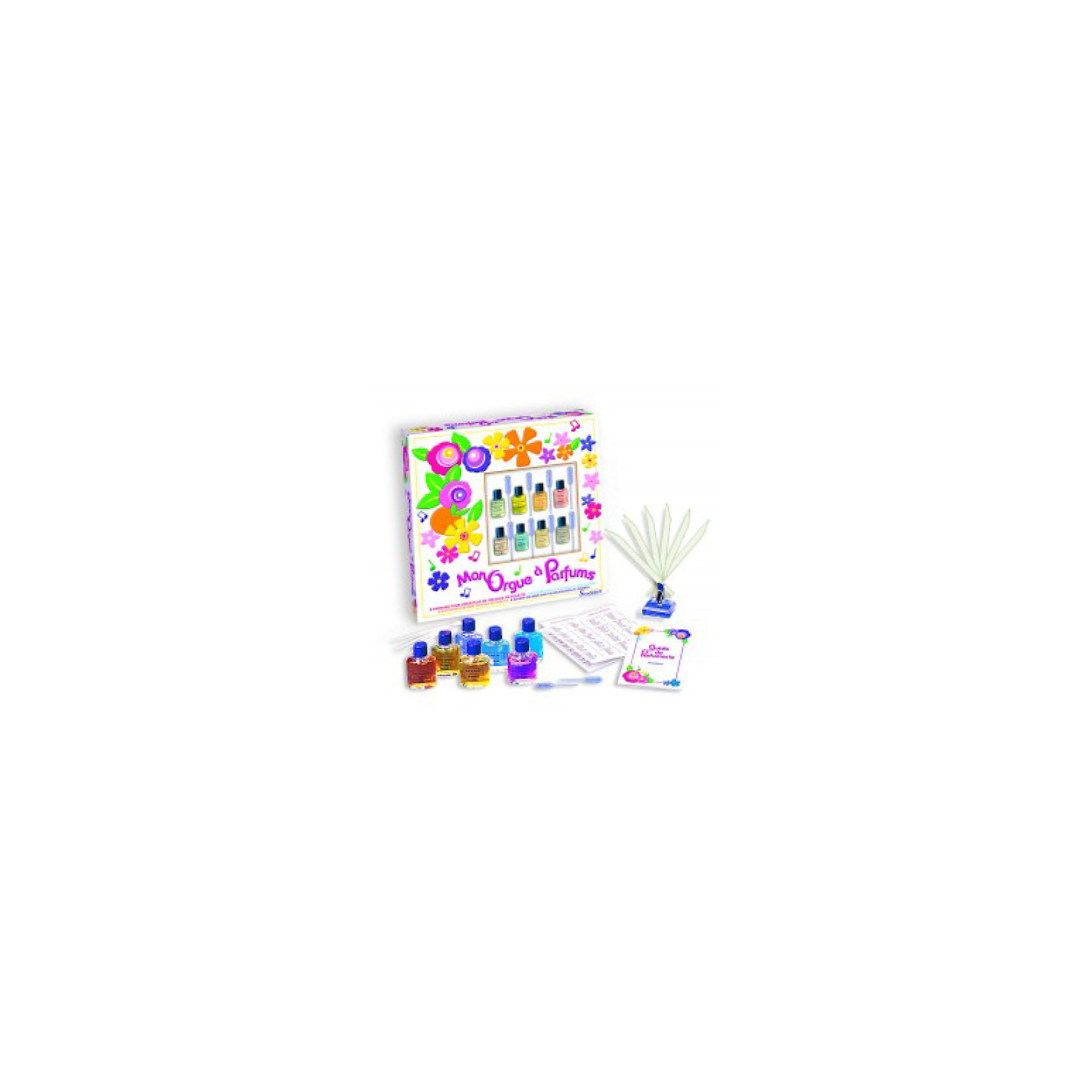 SentoSpherе 102 Набор ароматических запахов ПарфюмКосметика, грим и парфюмерия<br>Набор для изготовления духов. Необходимо выбрать одну из формул из путеводителя и пустой флакон, отсчитать указанное количество капель для каждой вытяжки или духов, добавить воды, перемешайте. Духи готовы! 8 базовых ароматов, 8 пипеток, 5 пустых флаконов, 1 путеводитель по парфюмерии, полоски тестера<br><br>Ширина мм: 280<br>Глубина мм: 60<br>Высота мм: 340<br>Вес г: 460<br>Возраст от месяцев: 36<br>Возраст до месяцев: 2147483647<br>Пол: Женский<br>Возраст: Детский<br>SKU: 2176733