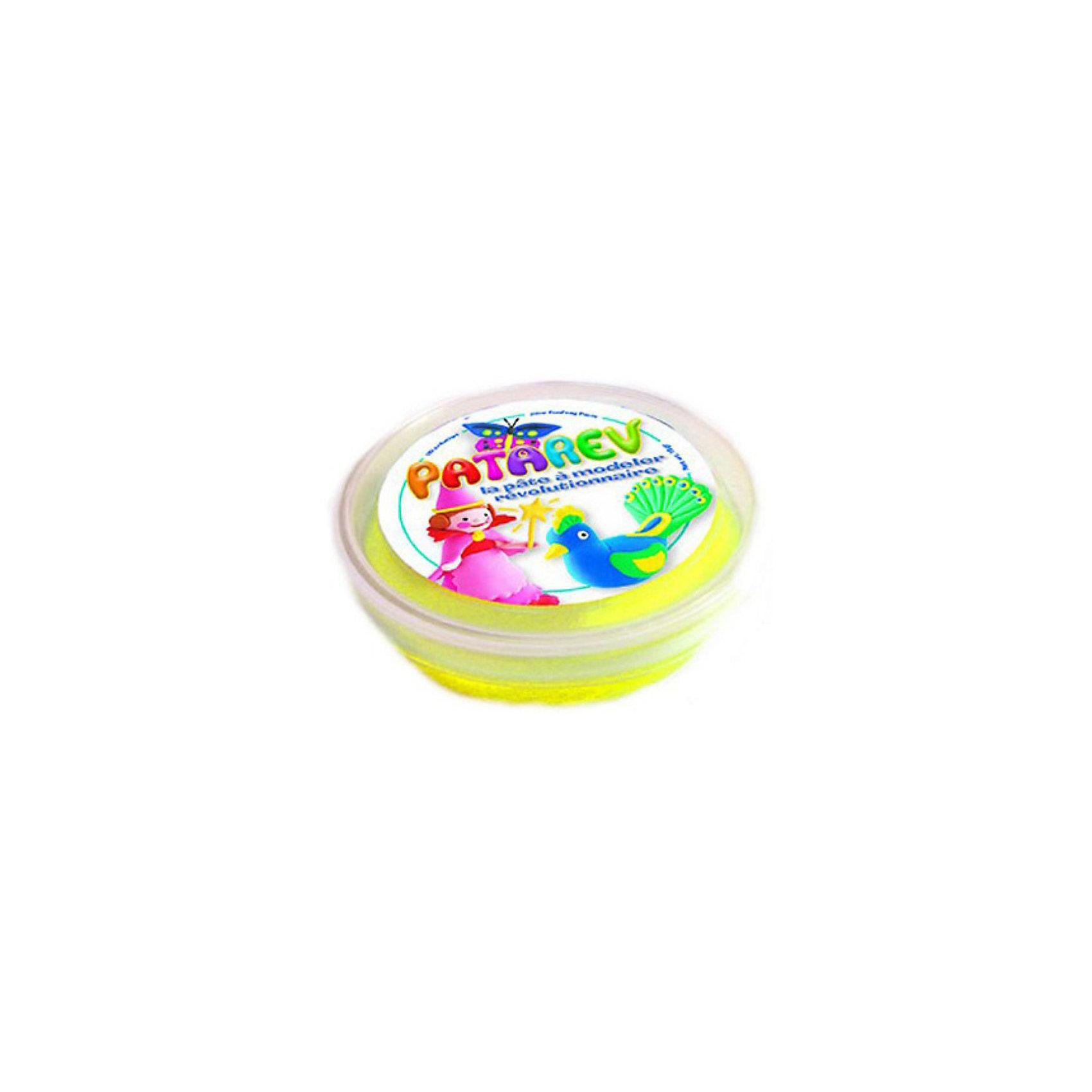 SentoSpherе 862 Пластилин PATAREV 30 грамм (жёлтый)