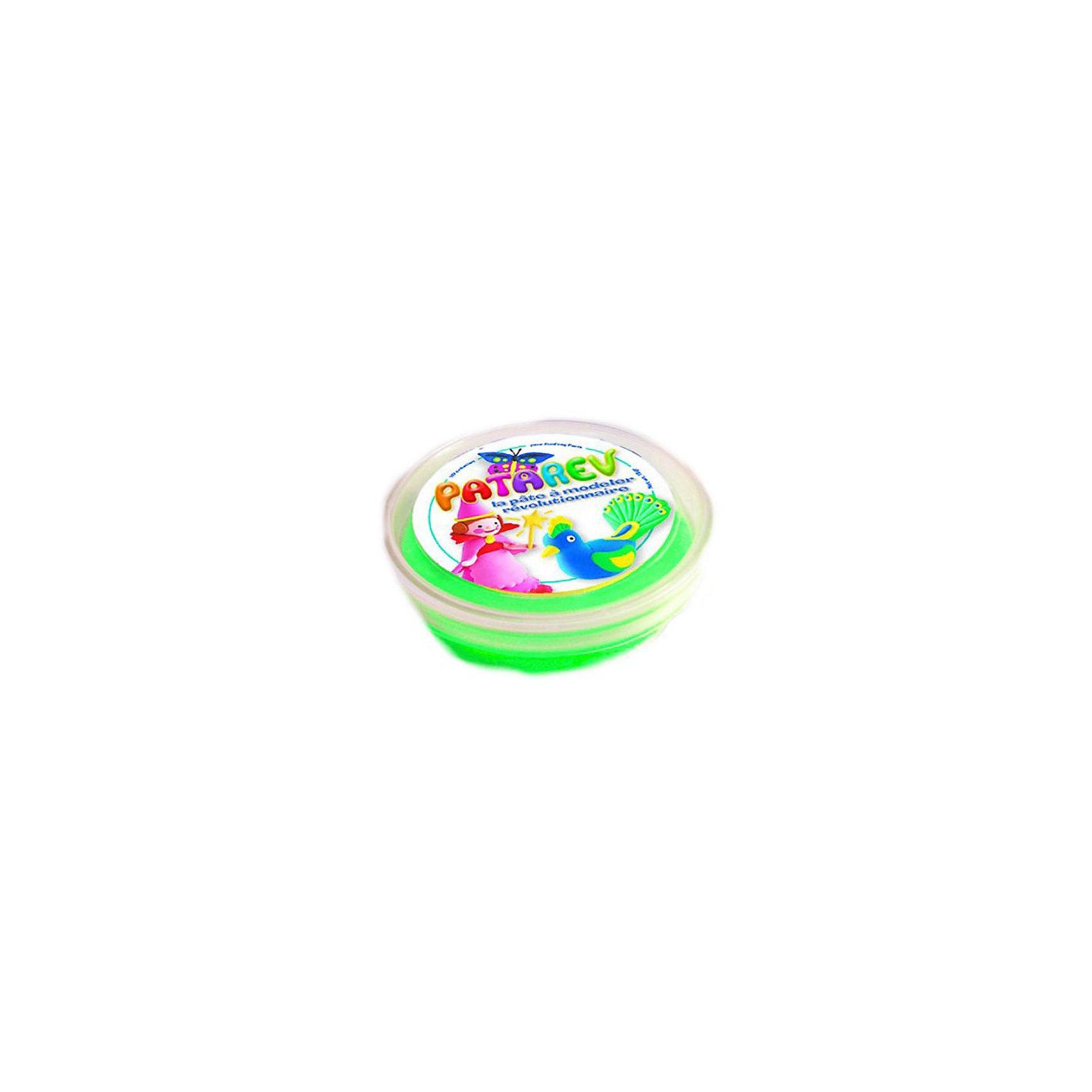 SentoSphere SentoSpherе 863 Пластилин PATAREV 30 грамм (зелёный) наборы для лепки sentosphere набор для творчества волшебный пластилин серия патарев