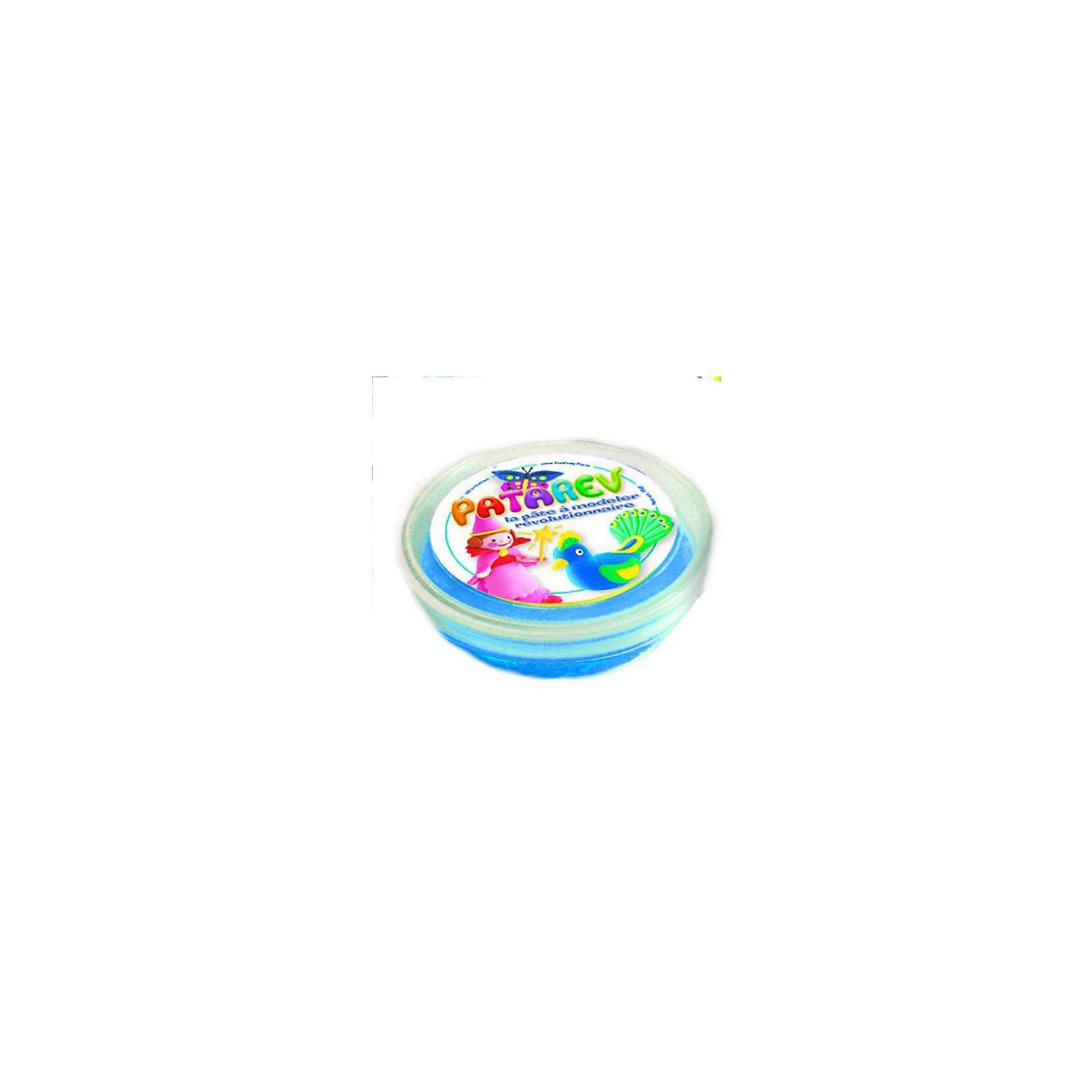 SentoSphere SentoSpherе 866 Пластилин PATAREV 30 грамм (синий) наборы для лепки sentosphere набор для творчества волшебный пластилин серия патарев