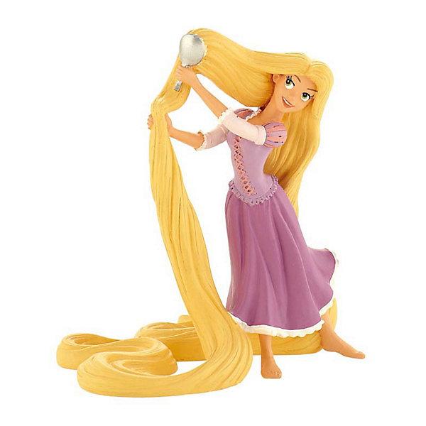 Фигурка Рапунцель с расческой,  Принцессы ДиснейФигурки из мультфильмов<br>Фигурка принцессы Рапунцель из одноименного мультфильма Уолта Диснея. Маленькая принцесса Рапунцель была украдена злой ведьмой и заточена в высокой башне без входа и выхода. Ведьма поднималась к ней по ее роскошным длинным волосам. С самого рождения Рапунцель ее волосы обладали чудесной силой – они могли исцелять. Фигурка принцессы, расчесывающей свои прекрасные волшебные волосы, обязательно понравится детям. Игрушка выполнена из высококачественных нетоксичных материалов, безопасна для детей. <br><br>Дополнительная информация:<br><br>Размер:11,5 см <br>Материал: термопластичный каучук высокого качества. <br> <br>Фигурку Рапунцель с расческой,  Disney Princess можно купить в нашем магазине.<br>Ширина мм: 134; Глубина мм: 114; Высота мм: 71; Вес г: 69; Возраст от месяцев: 36; Возраст до месяцев: 96; Пол: Женский; Возраст: Детский; SKU: 2182065;