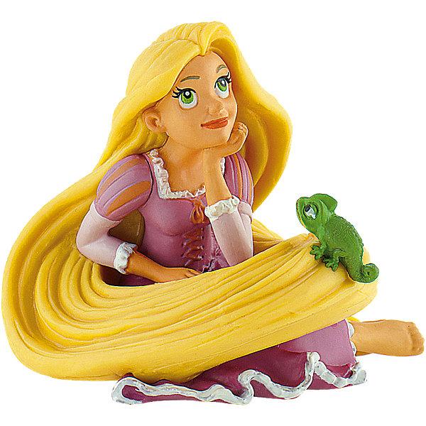 Фигурка Рапунцель и Паскаль,  Принцессы ДиснейКоллекционные и игровые фигурки<br>Фигурка мечтающей Рапунцель и хамелеона Паскаля из мультфильма «Рапунцель». Еще с раннего детства девочка была наделена необычным даром. Ее волосы обладали чудодейственными и целительными свойствами. Заточенная в высокой башне маленькая принцесса могла только мечтать о красивой жизни. Единственным ее другом и советчиком был верный хамелеон Паскаль. Игрушка выполнена из высококачественных нетоксичных материалов, безопасна для детей. <br><br>Дополнительная информация:<br><br>Размер:6,5см <br>Материал: термопластичный каучук высокого качества. <br> <br>Фигурку Рапунцель и Паскаль,  Disney Princess можно купить в нашем магазине.<br><br>Ширина мм: 93<br>Глубина мм: 53<br>Высота мм: 22<br>Вес г: 50<br>Возраст от месяцев: 36<br>Возраст до месяцев: 96<br>Пол: Женский<br>Возраст: Детский<br>SKU: 2182066