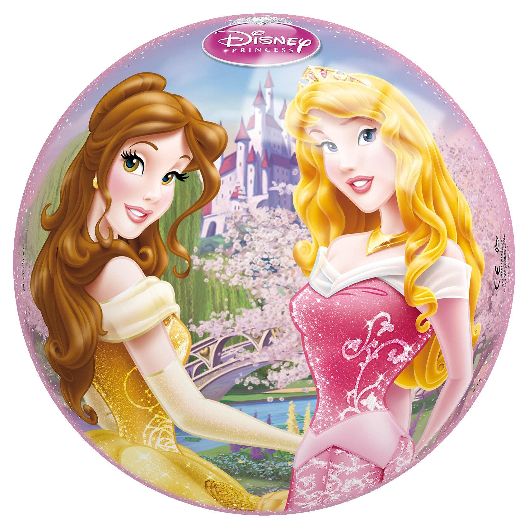 Мяч 230 мм Принцессы, JohnЯркий мячик для юной принцессы. Мяч предназначен для спортивных состязаний, игр и отдыха.<br><br>Дополнительная информация: <br><br>- Возраст: от 3 лет.<br>- Диаметр: 23 см.<br>- Материал: ПВХ.<br><br>Купить  мяч Принцессы от JOHN,  можно в нашем магазине.<br><br>Ширина мм: 230<br>Глубина мм: 226<br>Высота мм: 238<br>Вес г: 267<br>Возраст от месяцев: 36<br>Возраст до месяцев: 144<br>Пол: Женский<br>Возраст: Детский<br>SKU: 2195318