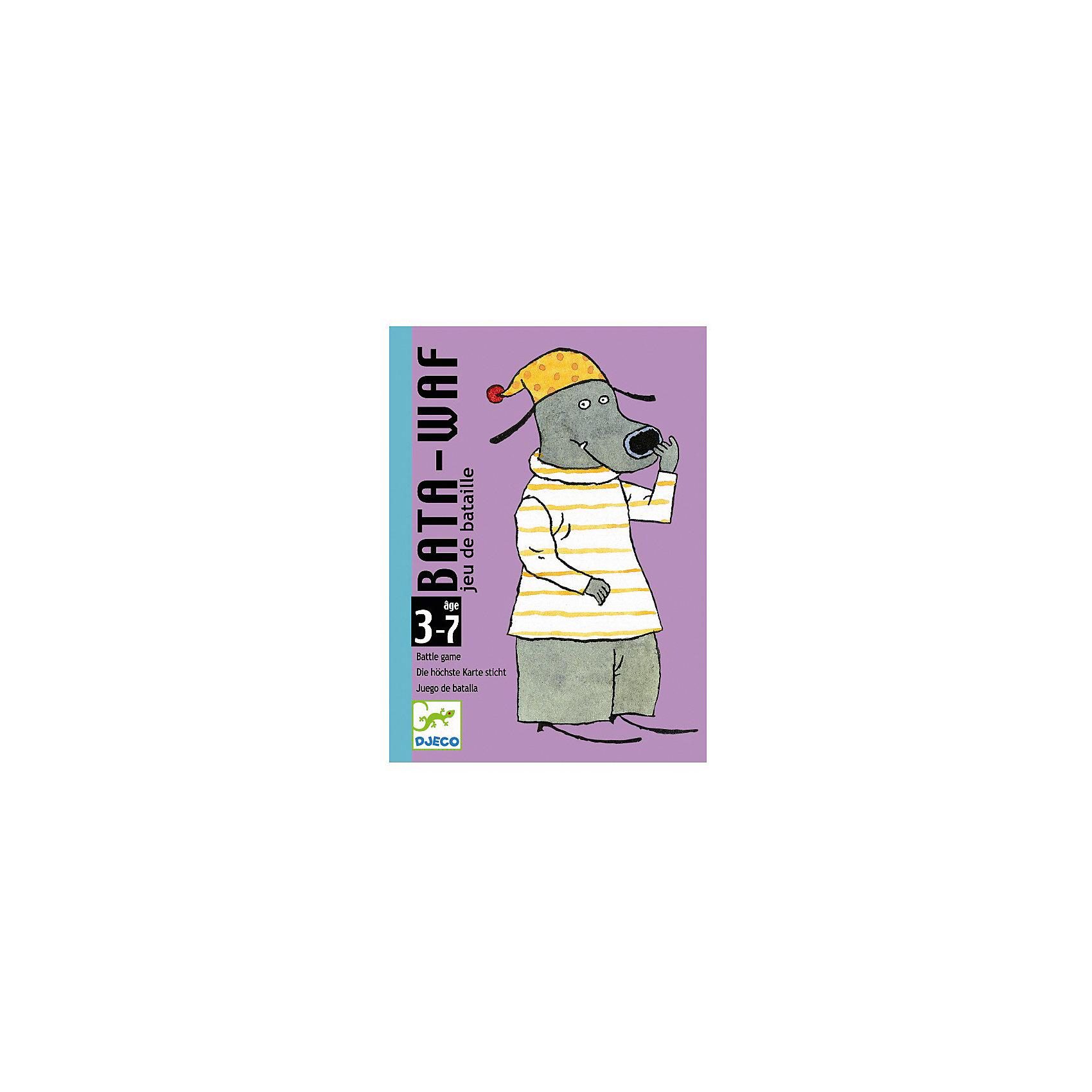 DJECO Настольная игра Батаваф, DJECO спортивный инвентарь djeco игра резиночка зайчик page 6