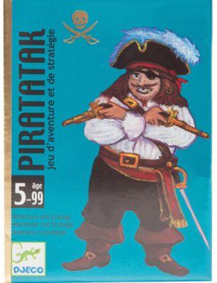 Настольная игра Пират , DJECO