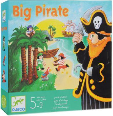Игра Большой пират , DJECO