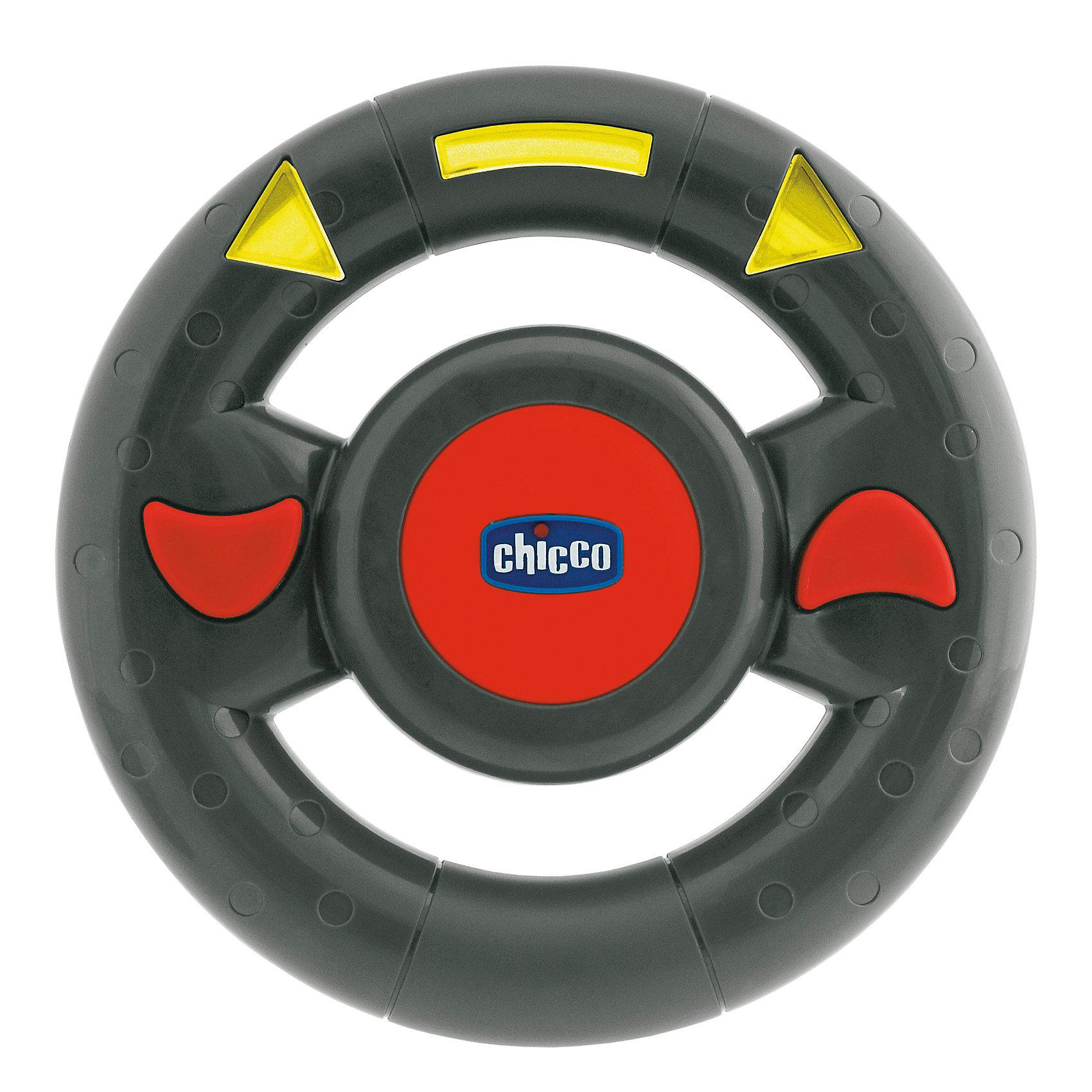 """Машинка """"Билли-большие колеса"""", красная, Chicco от myToys"""
