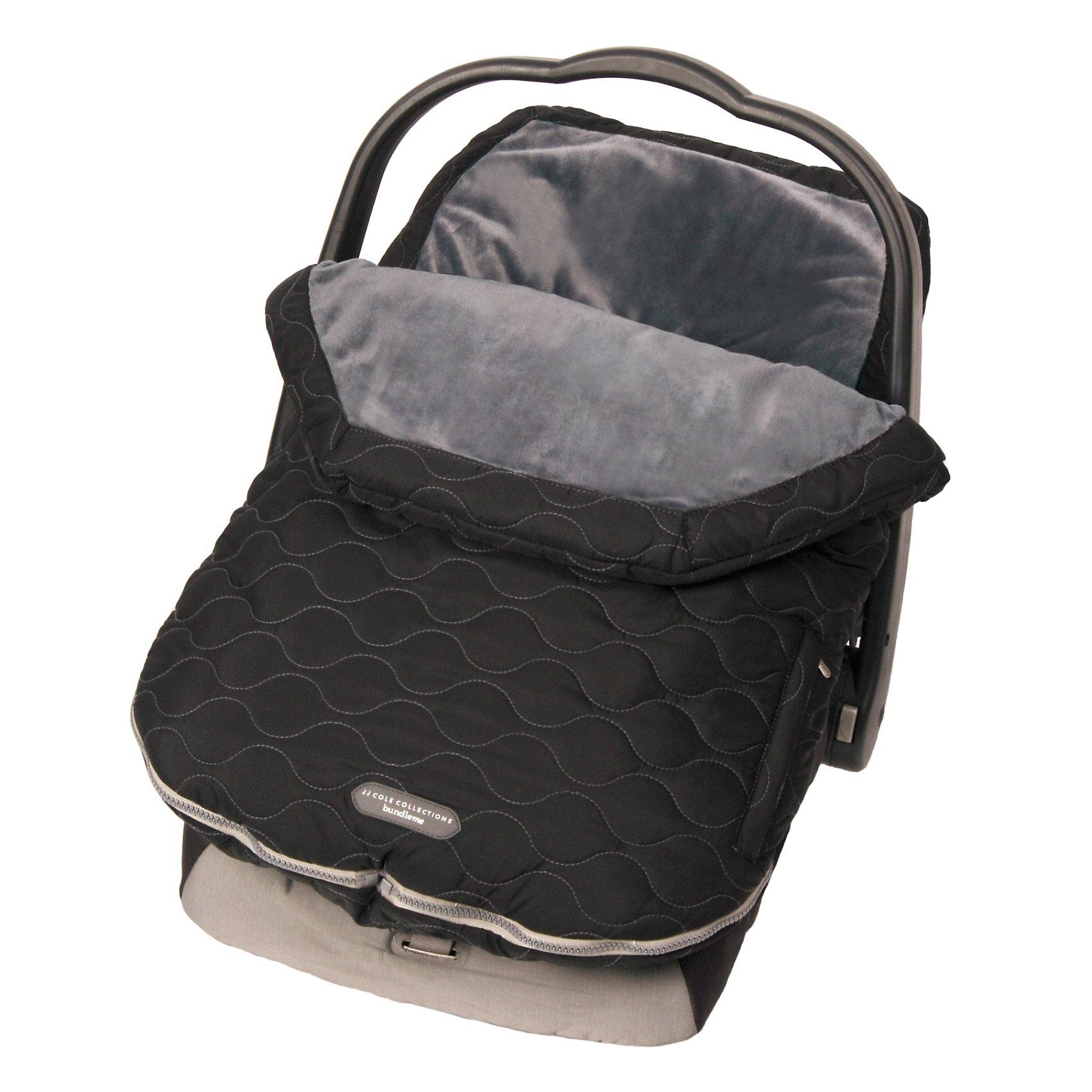 Спальный мешок в люльку Urban Bundle Me Infant, черный