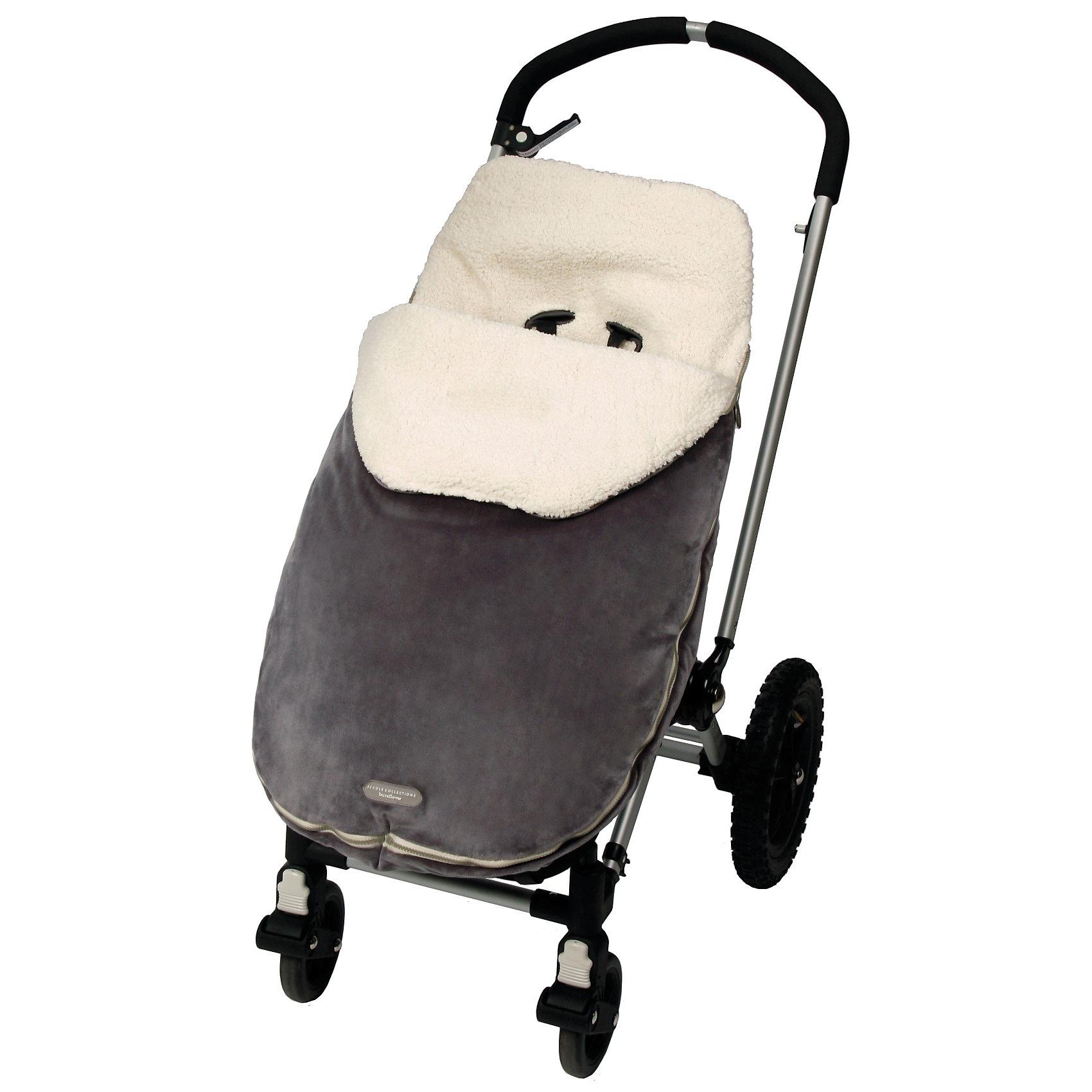 Спальный мешок в коляску Toddler Bundle Me, графитовый