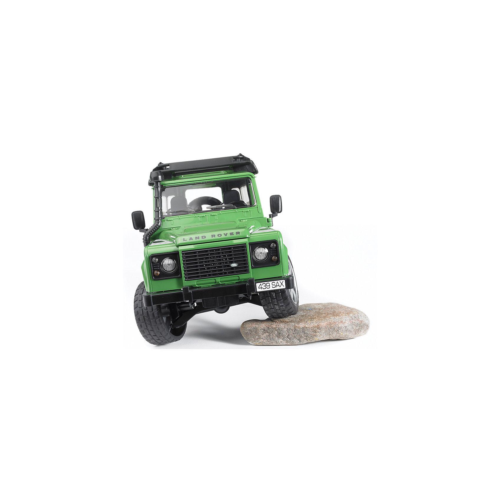 ����������� Land Rover Defender (Bruder)