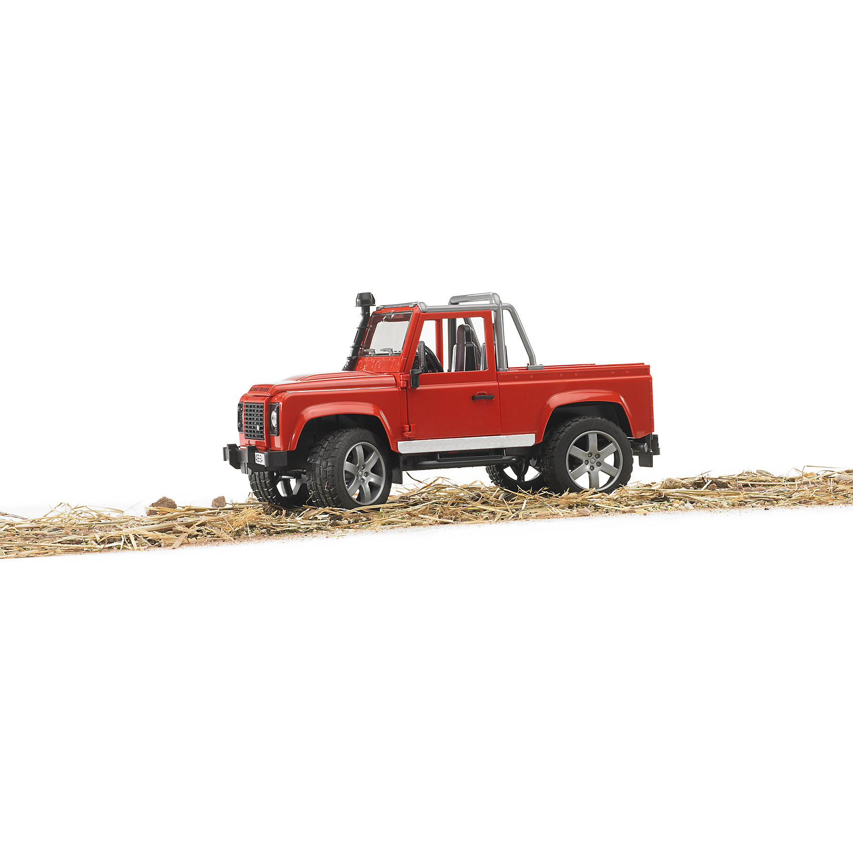 �����������-����� Land Rover Defender, Bruder