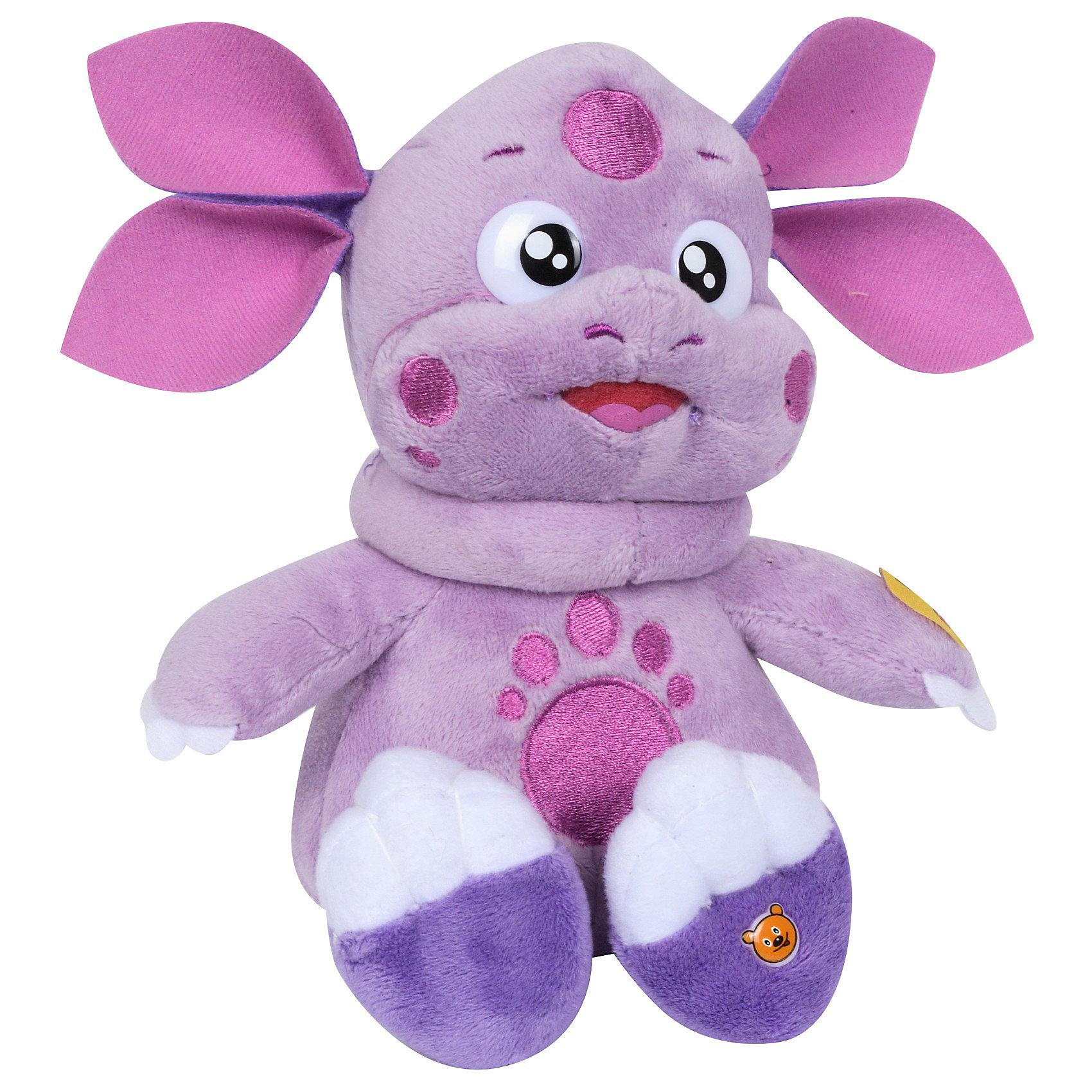 Мягкая игрушка Лунтик, 16 см, МУЛЬТИ-ПУЛЬТИМягкая игрушка-персонаж популярного мультфильма Лунтик и его друзья — замечательный подарок любому малышу! <br><br>Дополнительная информация:<br><br>- Материал: искусственный мех, ткань, набивка полиэфирным волокном и гранулами. <br>- Звуковые эффекты: говорит 6 фраз.<br>- Размер игрушки: 16 см.<br><br>Говорит следующие фразы:<br>- Привет, ребята! Что делаете?<br>- Может быть, вам помочь?<br>- Научи меня чему-нибудь<br>- Я всегда буду с тобой дружить<br>- А во что мы будем играть?<br>- Пойдёмте на нашу поляну, поиграем в мяч до вечера!<br><br>Мягкую игрушку Лунтик, 16 см, МУЛЬТИ-ПУЛЬТИ можно купить в нашем магазине.<br><br>Ширина мм: 100<br>Глубина мм: 130<br>Высота мм: 210<br>Вес г: 200<br>Возраст от месяцев: 36<br>Возраст до месяцев: 72<br>Пол: Унисекс<br>Возраст: Детский<br>SKU: 2240382