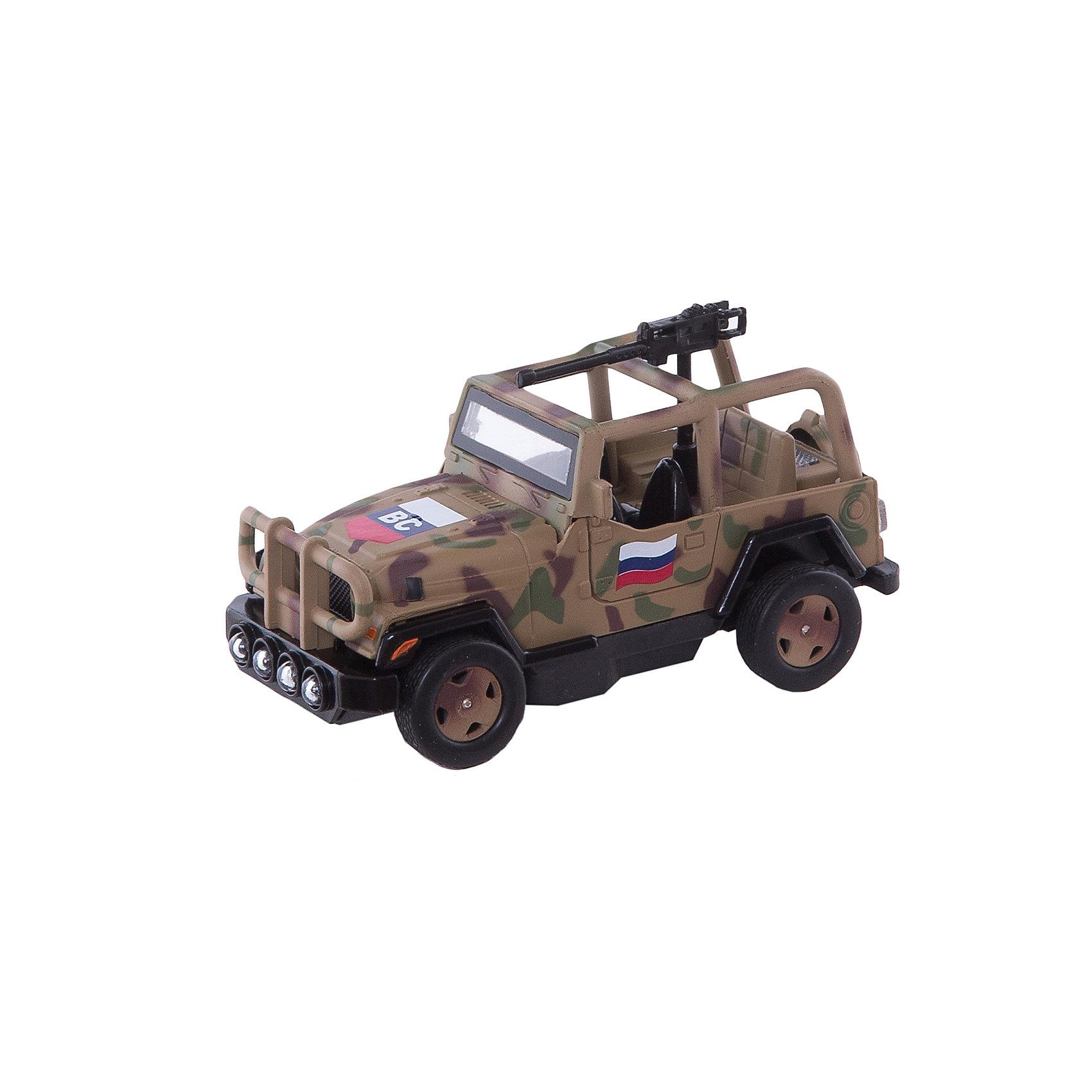 ТЕХНОПАРК ТЕХНОПАРК Военный Внедорожник s s toys 80083ear военный внедорожник