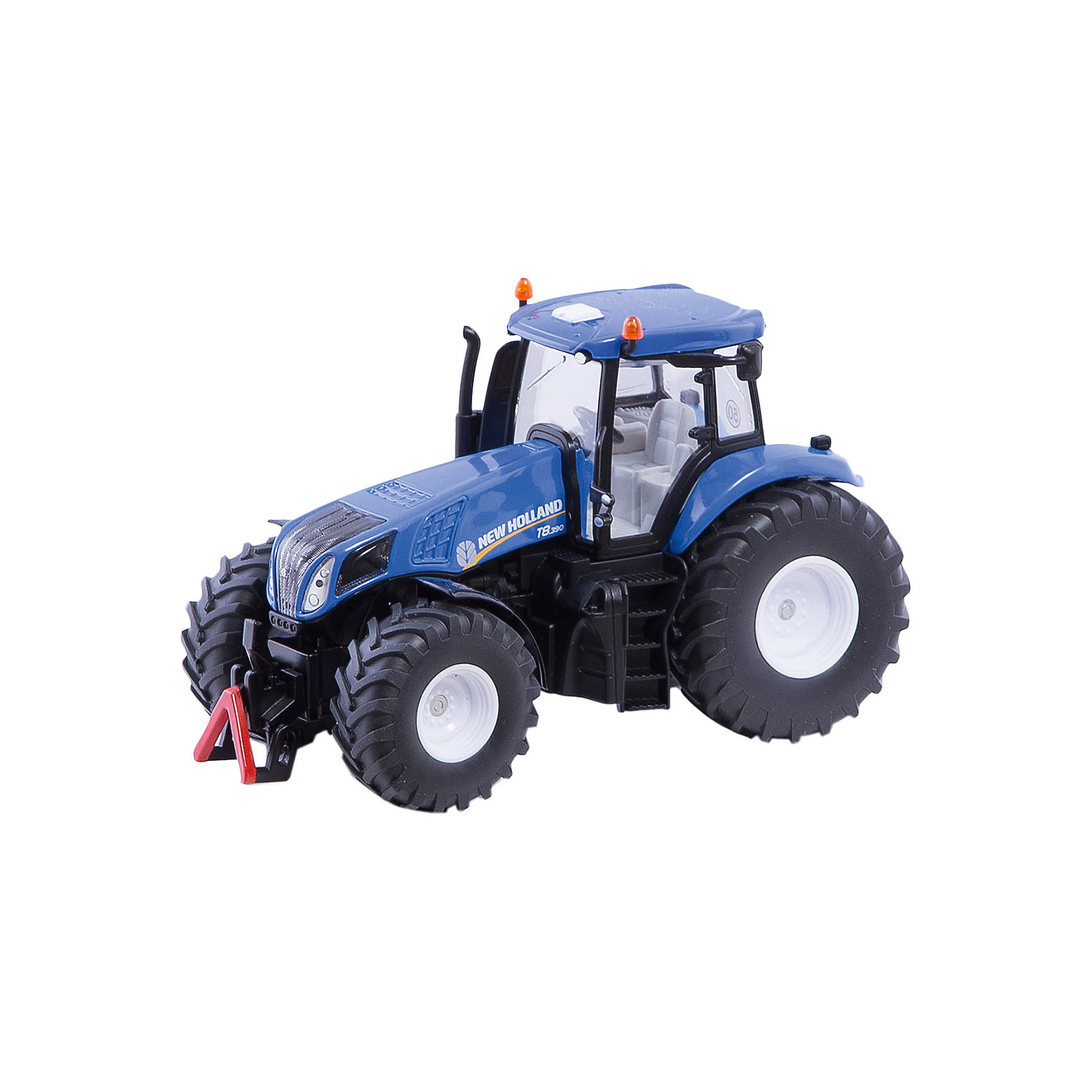 SIKU Трактор New Holland, синий (1:32), SIKU игрушка siku трактор new holland t8 390 6 7 3 4 4 4см 1012