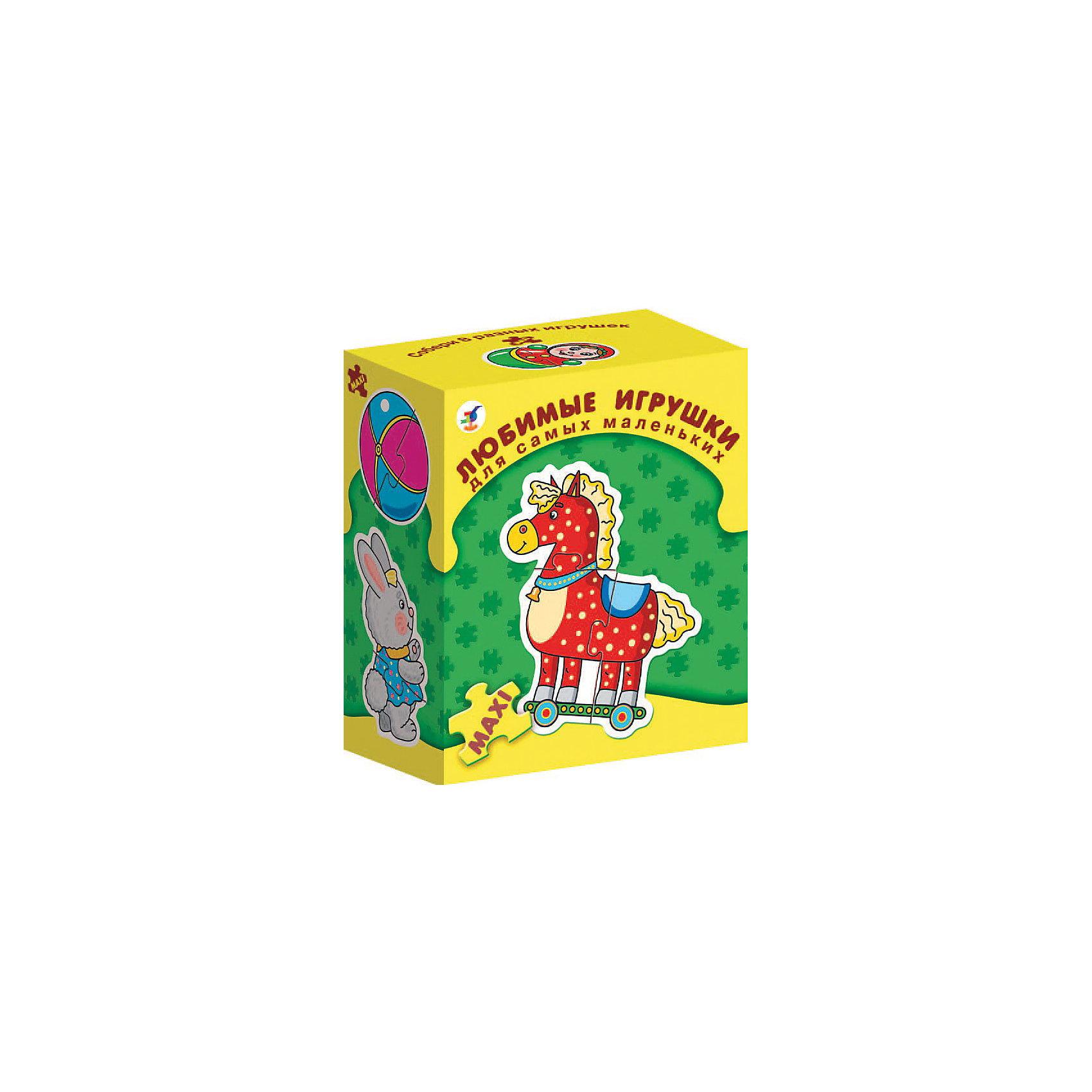 Дрофа-Медиа Дрофа-Медиа Любимые игрушки. Серия Для самых маленьких дрофа медиа сделай сам павлин жираф брелок