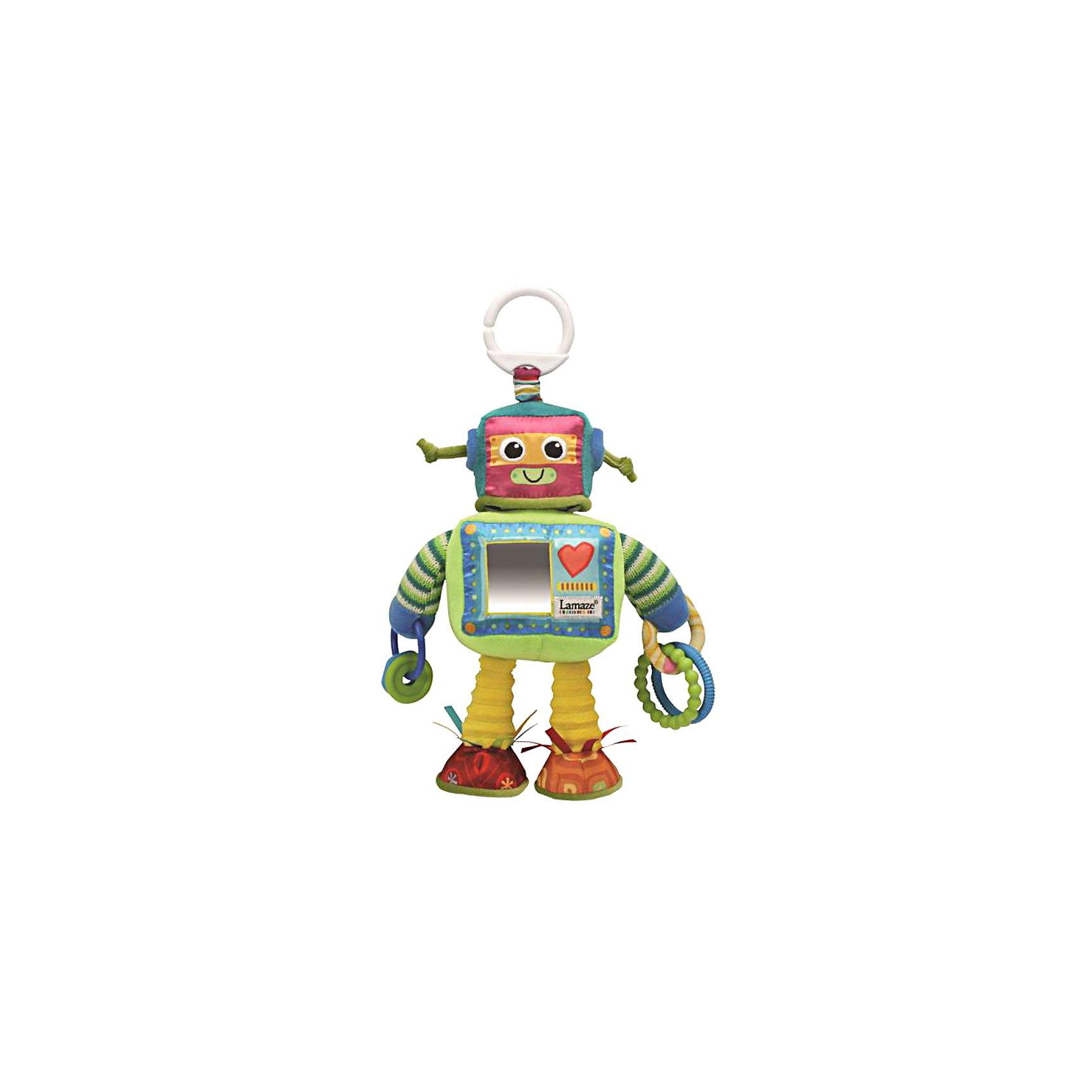 Игрушка Робот Расти, Lamaze