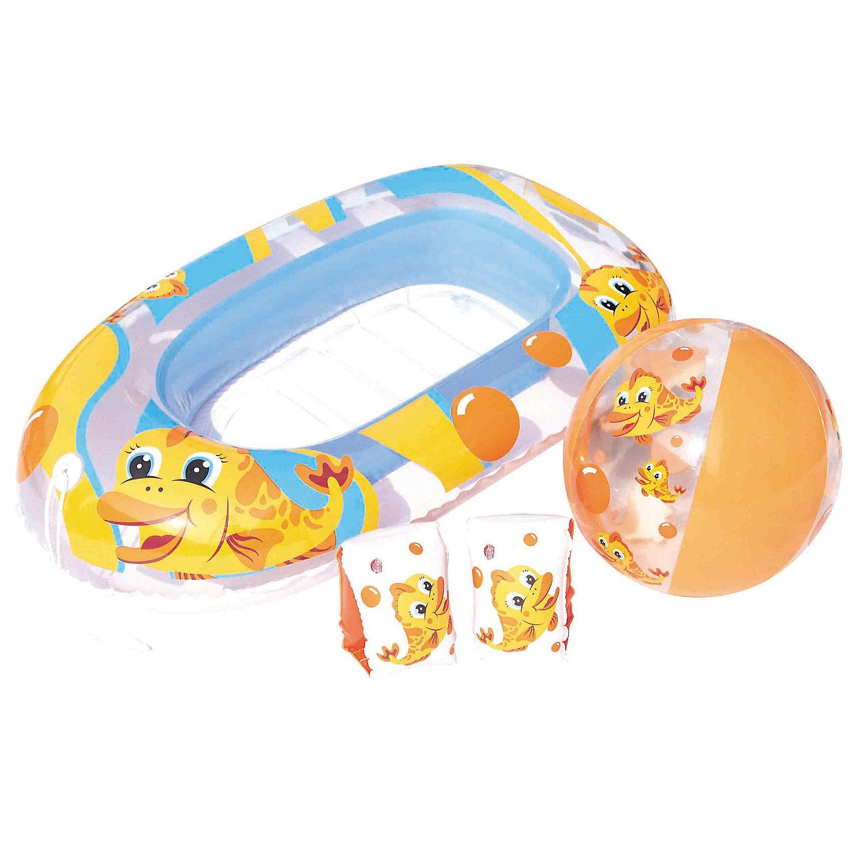 Детский набор для плавания, Bestway