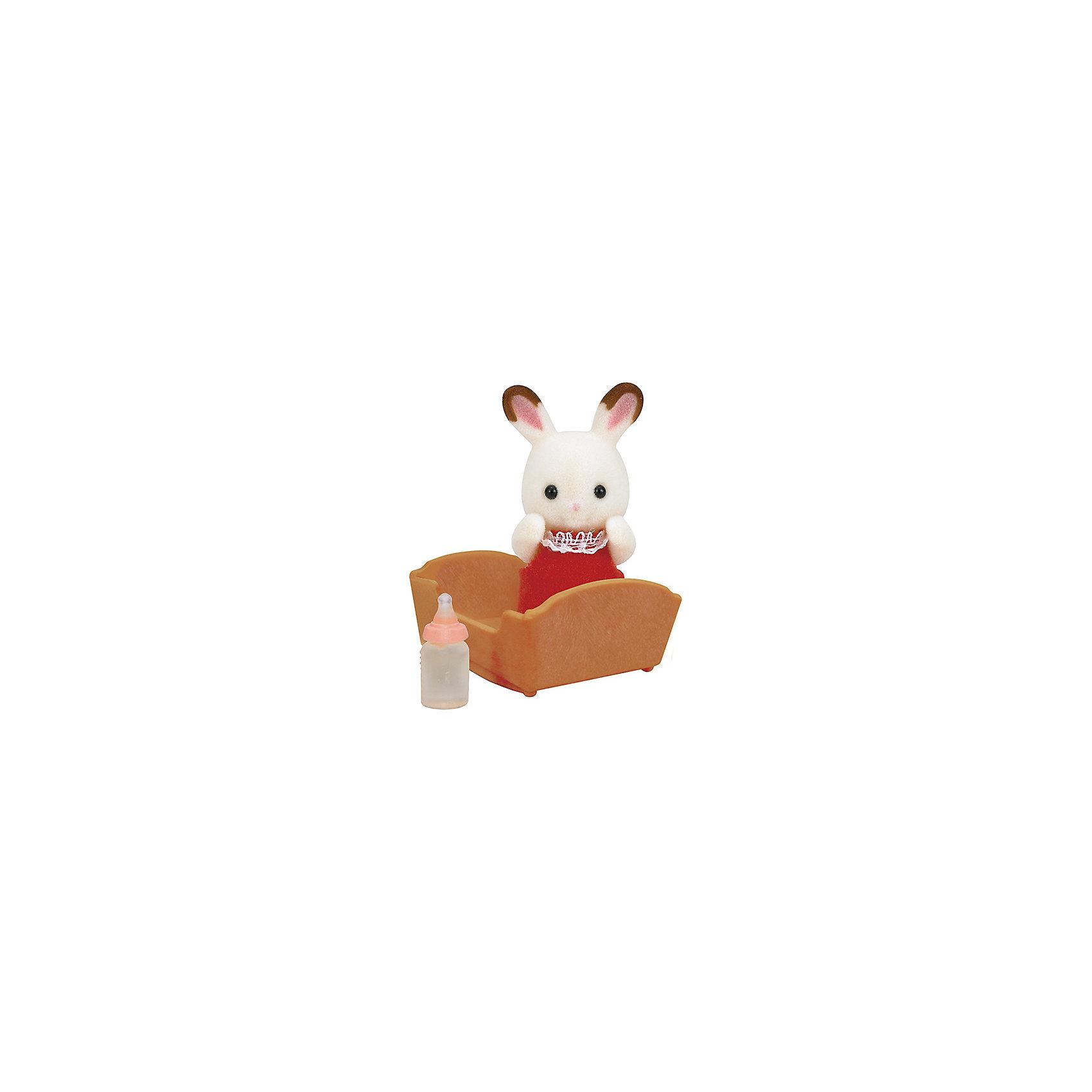 """- Набор """"Малыш шоколадный кролик"""" Sylvanian Families"""