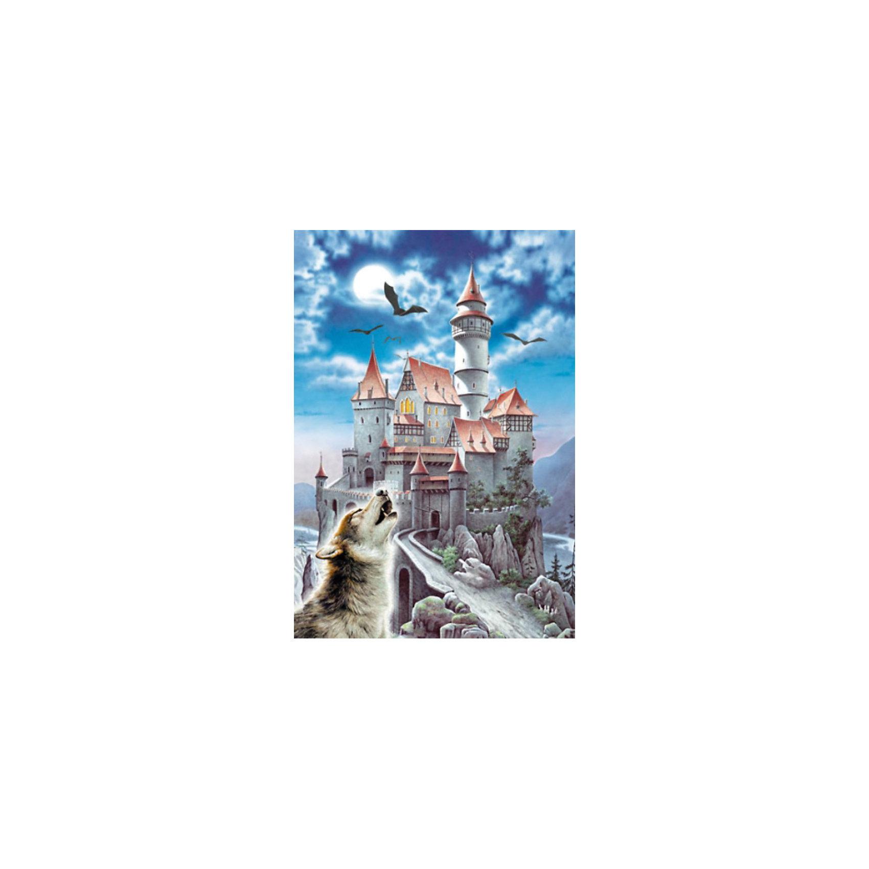 Castorland Пазл Волк, 1000 деталей, Castorland castorland пазл пагода 1000 деталей castorland