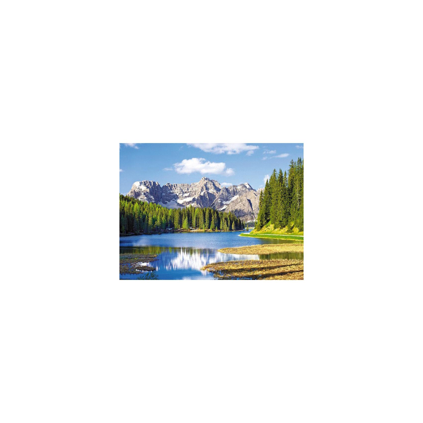 Пазл Озеро, 3000 деталей, CastorlandИзображение: Озеро в горах. Кол-во деталей 3000.<br><br>Размер картины: 920x680 мм<br><br>Ширина мм: 385<br>Глубина мм: 275<br>Высота мм: 50<br>Вес г: 950<br>Возраст от месяцев: 192<br>Возраст до месяцев: 1188<br>Пол: Унисекс<br>Возраст: Детский<br>Количество деталей: 3000<br>SKU: 2328213