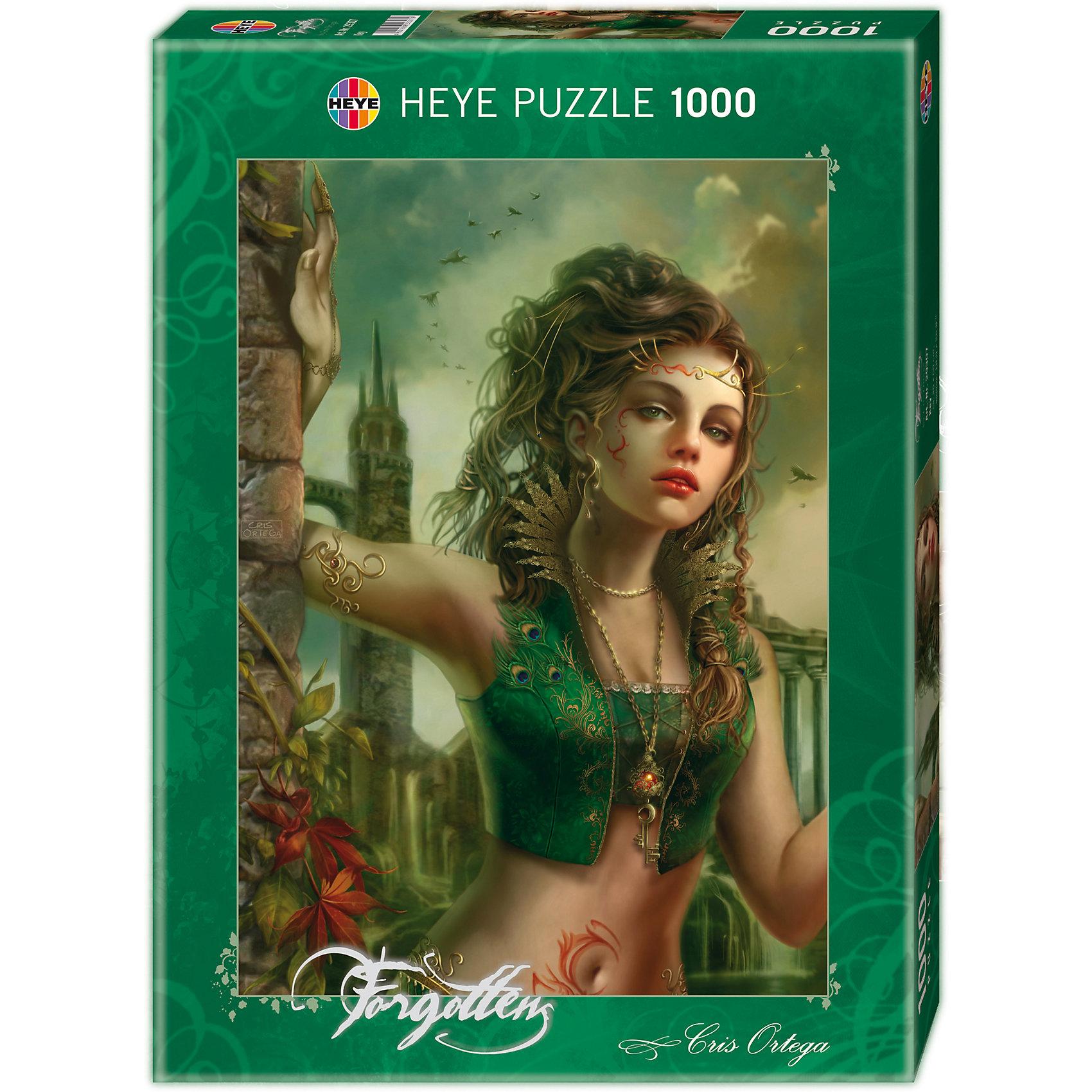 HEYE Пазл Ключ, 1000 деталей, HEYE пазлы magic pazle объемный 3d пазл эйфелева башня 78x38x35 см