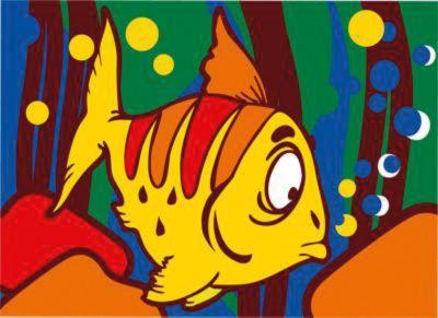 Фантазер Фреска Рыбка