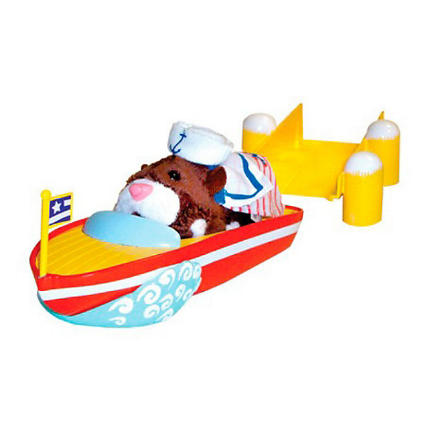 Cepia Лодка и причал  для хомячков из серии Жу Жу ПетсМашинки<br>Данный набор является дополнением для большого дома хомяков Жу Жу или самостоятельной игрушкой для хомячков. <br><br>Дополнительная информация:<br>В комплекте: лодка для хомячка и причал.<br><br>Хомячки в этот набор не входят и приобретаются отдельно.<br><br>Размер упаковки:  25.5 х 23 х 10 см<br>Ширина мм: 255; Глубина мм: 223; Высота мм: 102; Вес г: 400; Возраст от месяцев: 48; Возраст до месяцев: 96; Пол: Женский; Возраст: Детский; SKU: 2337215;
