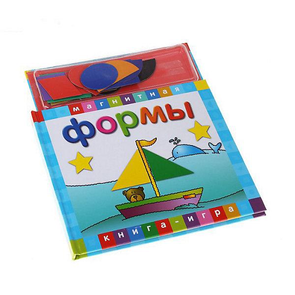 Магнитные книжки ФормыИзучаем цвета и формы<br>Магнитные книжки «Формы»<br>Этот набор также используют в качестве конструктора, поскольку из форм можно создавать различные картины.<br>Дополнительная информация:<br>В набор входит:<br>- Книга с магнитными страницами,<br>- магнитные картинки разных форм и цветов.<br>Размер упаковки (д/ш/в): 210 х 10 х 240 мм<br>Ширина мм: 210; Глубина мм: 10; Высота мм: 240; Вес г: 500; Возраст от месяцев: 36; Возраст до месяцев: 72; Пол: Унисекс; Возраст: Детский; SKU: 2358187;