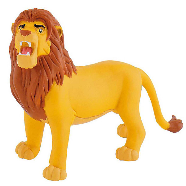 Фигурка Симба,  DisneyФигурки из мультфильмов<br>Фигурка взрослого Симбы из мультфильма студии Уолта Диснея «Король Лев». Вернувшись в родные земли, Симба во всеуслышание объявляет себя королем. Но для этого ему необходимо сразиться с предателем Шрамом. И только выиграв бой, Симба действительно становится королем. Фигурка Симбы отражает силу и мощь взрослого льва - короля зверей. Игрушка выполнена из высококачественных нетоксичных материалов, безопасна для детей.<br><br>Дополнительная информация:<br><br>Размер:12,7 см <br>Материал: термопластичный каучук высокого качества. <br> <br>Фигурку Симба,  Disney можно купить в нашем магазине.<br>Ширина мм: 124; Глубина мм: 89; Высота мм: 45; Вес г: 67; Возраст от месяцев: 36; Возраст до месяцев: 96; Пол: Женский; Возраст: Детский; SKU: 2361810;