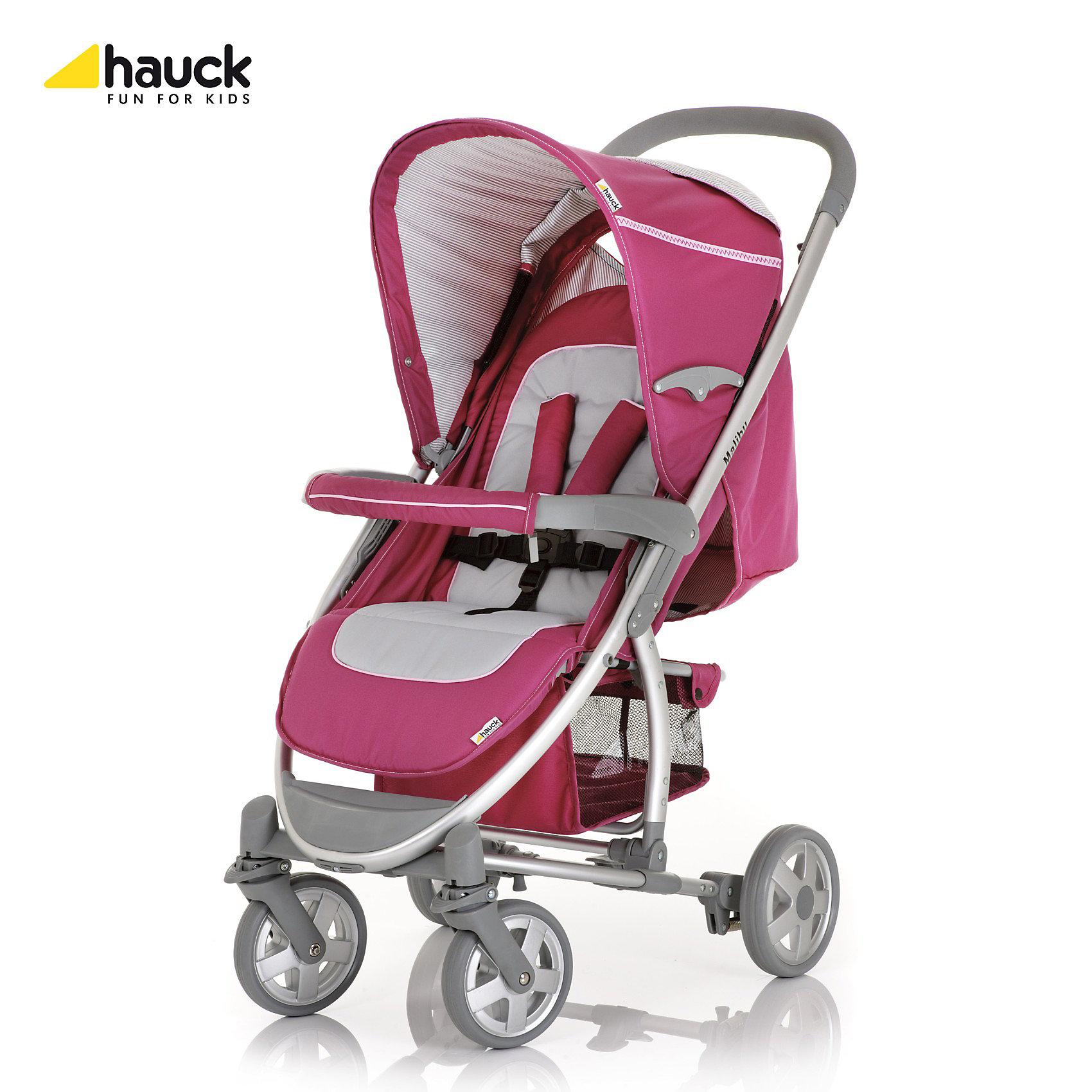 hauck Прогулочная коляска Malibu М-12, Hauck, violett коляска hauck sprint pearl fungfi